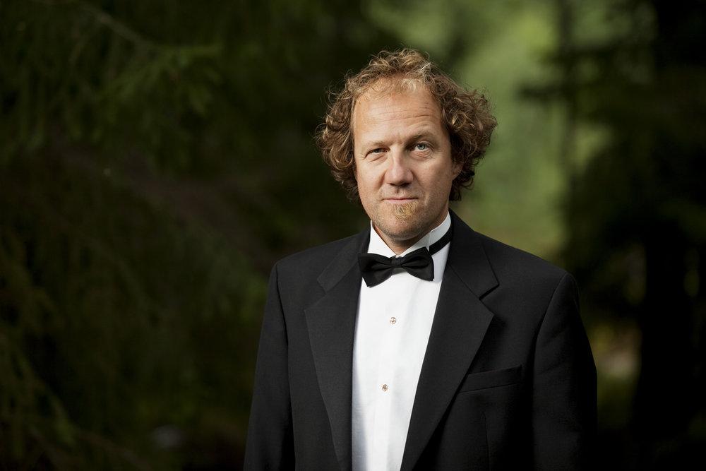 Martin Q Larsson. Photo: Melker Dahlstrand