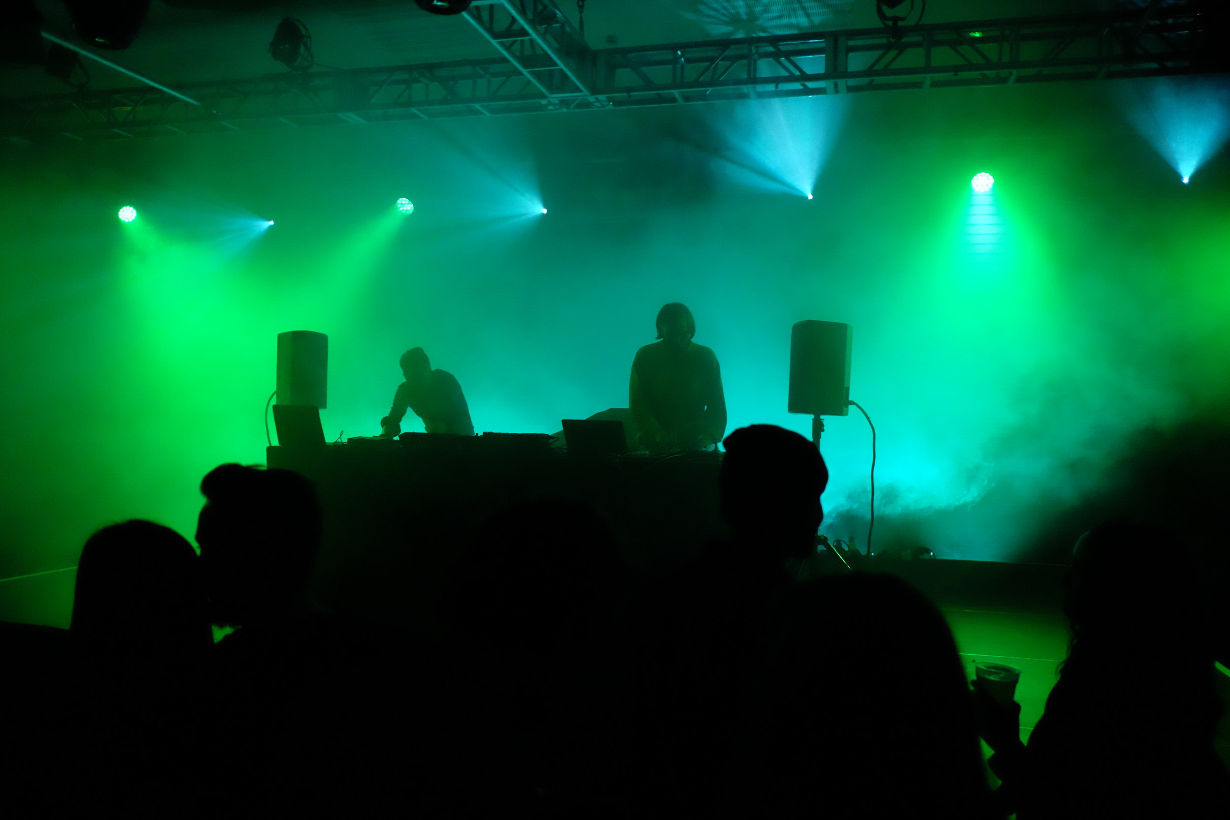 GIDGE at LATE NIGHT NORDIC SOUNDS, NMD 30 September 2017, Photo: Paola Padoan