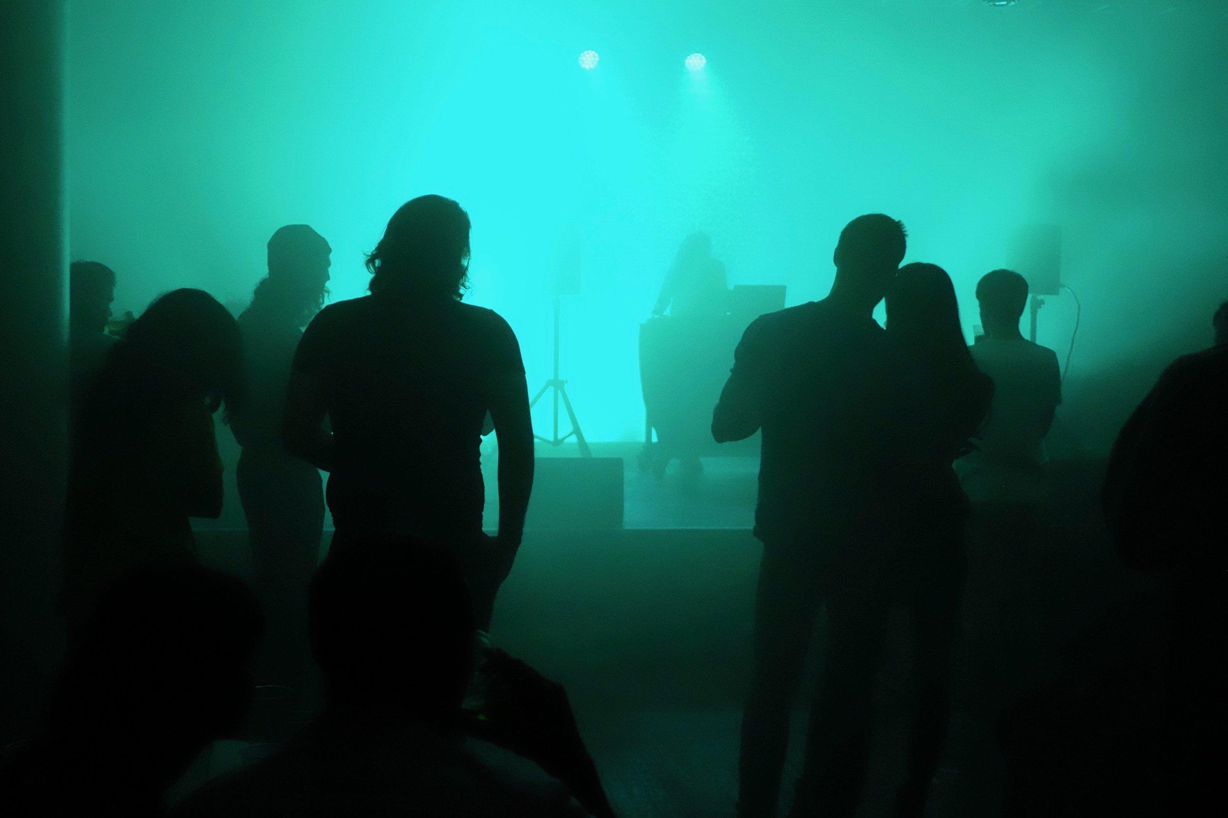 TMRW at LATE NIGHT NORDIC SOUNDS, NMD 30 September 2017, Photo: Paola Padoan