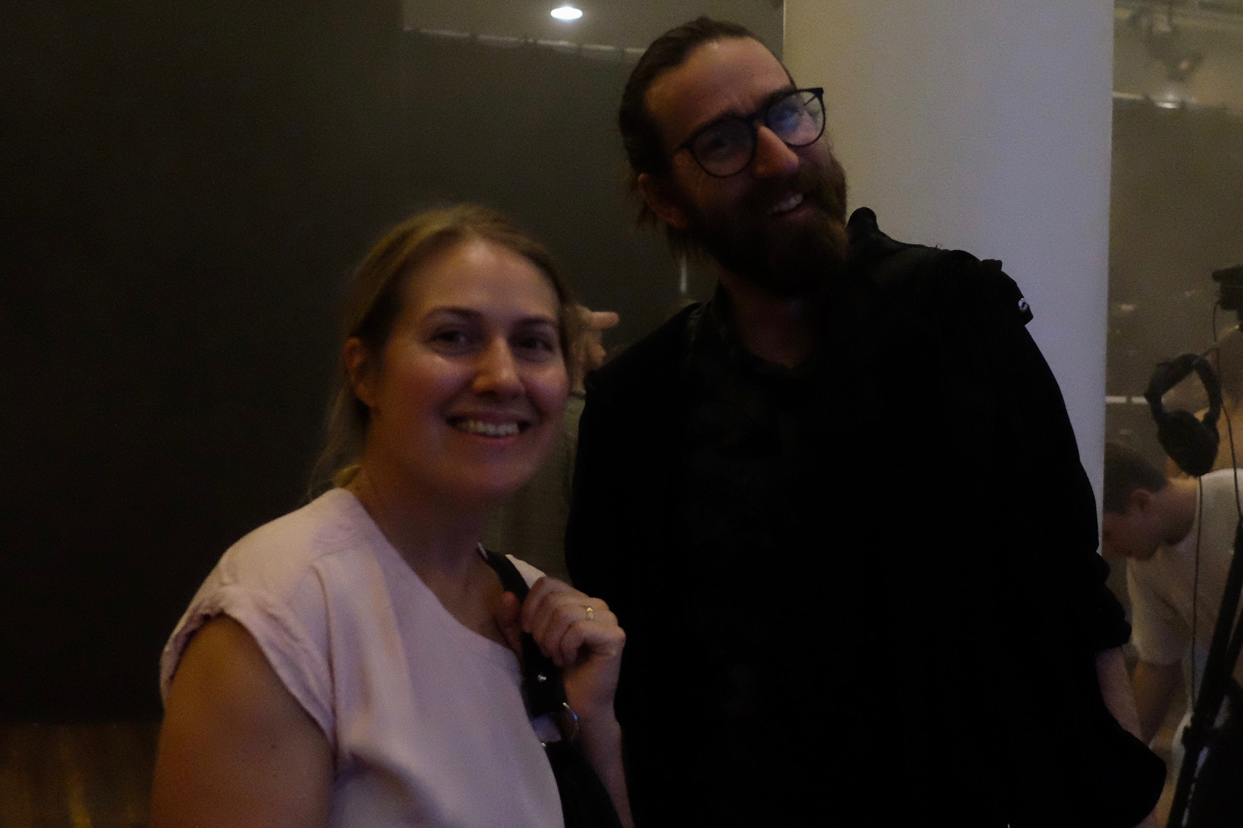 NMD 2017 Curators Jenny Hettne and Viktor Zeidner, Photo: Paola Padoan