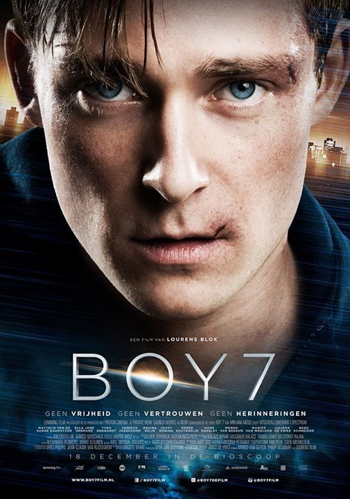 Boy 7 - Orchestrated and Conducted by Michelino 'Michel' Bisceglia