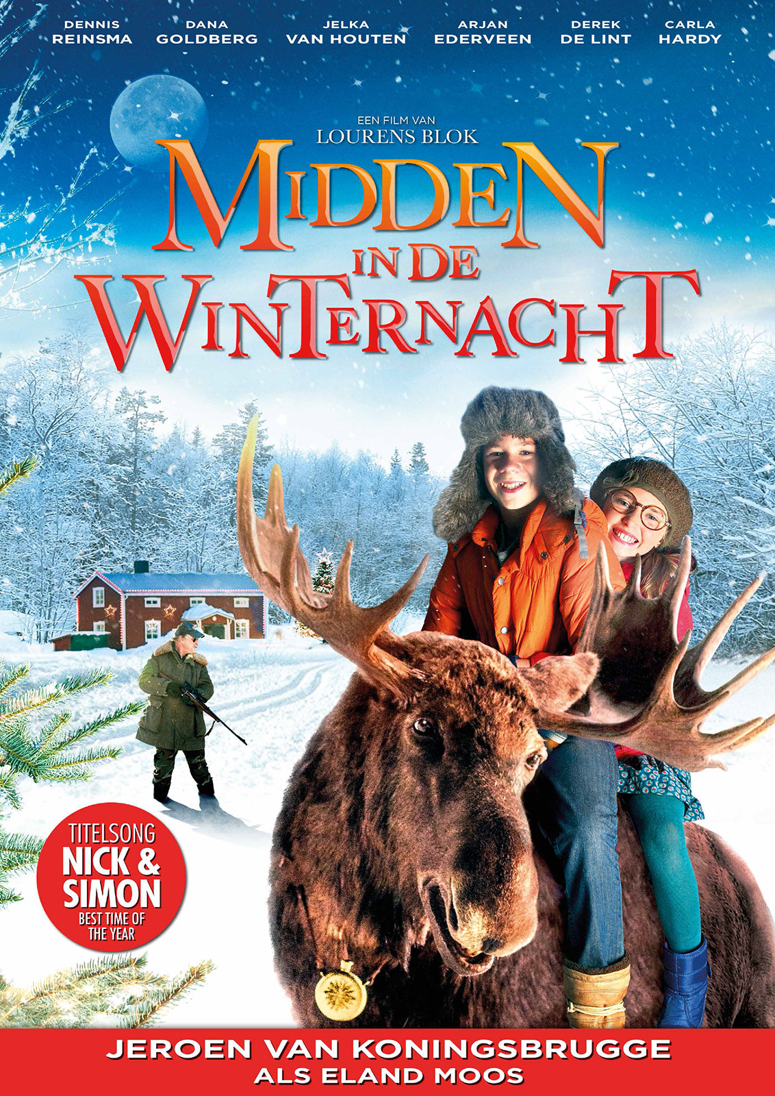 Midden in De Winternacht - Orchestrated and Conducted by Michelino 'Michel' Bisceglia