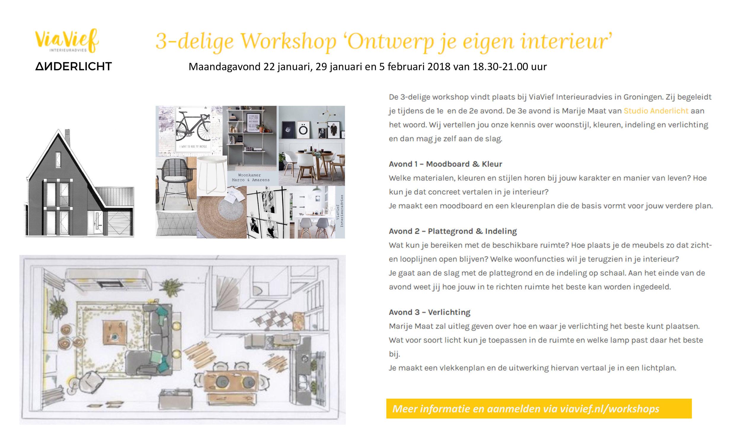 Flyer workshop