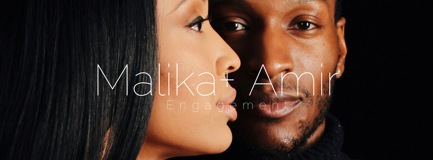 Malika + Amir Engagement