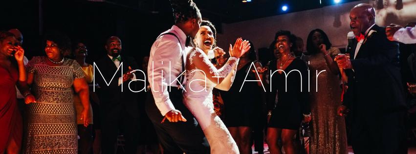 Malika + Amir Wedding