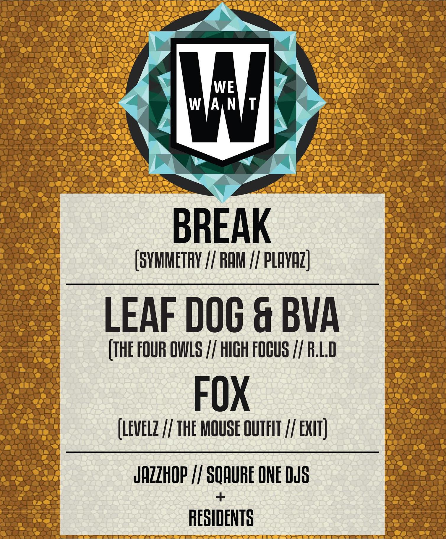 Leaf Dog & BVA Manchester
