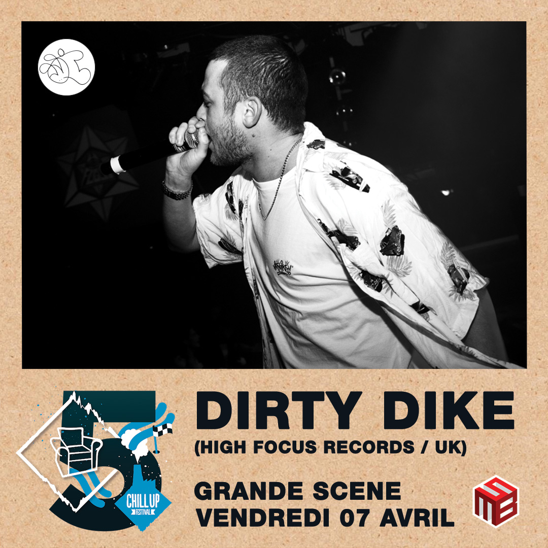 Dirty Dike Chill Up Festival Small