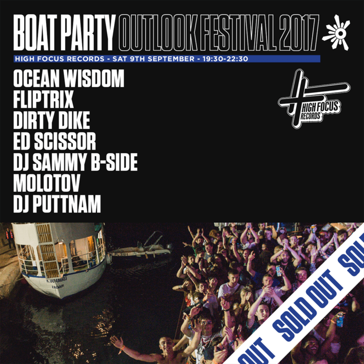 Outlook Boat Party