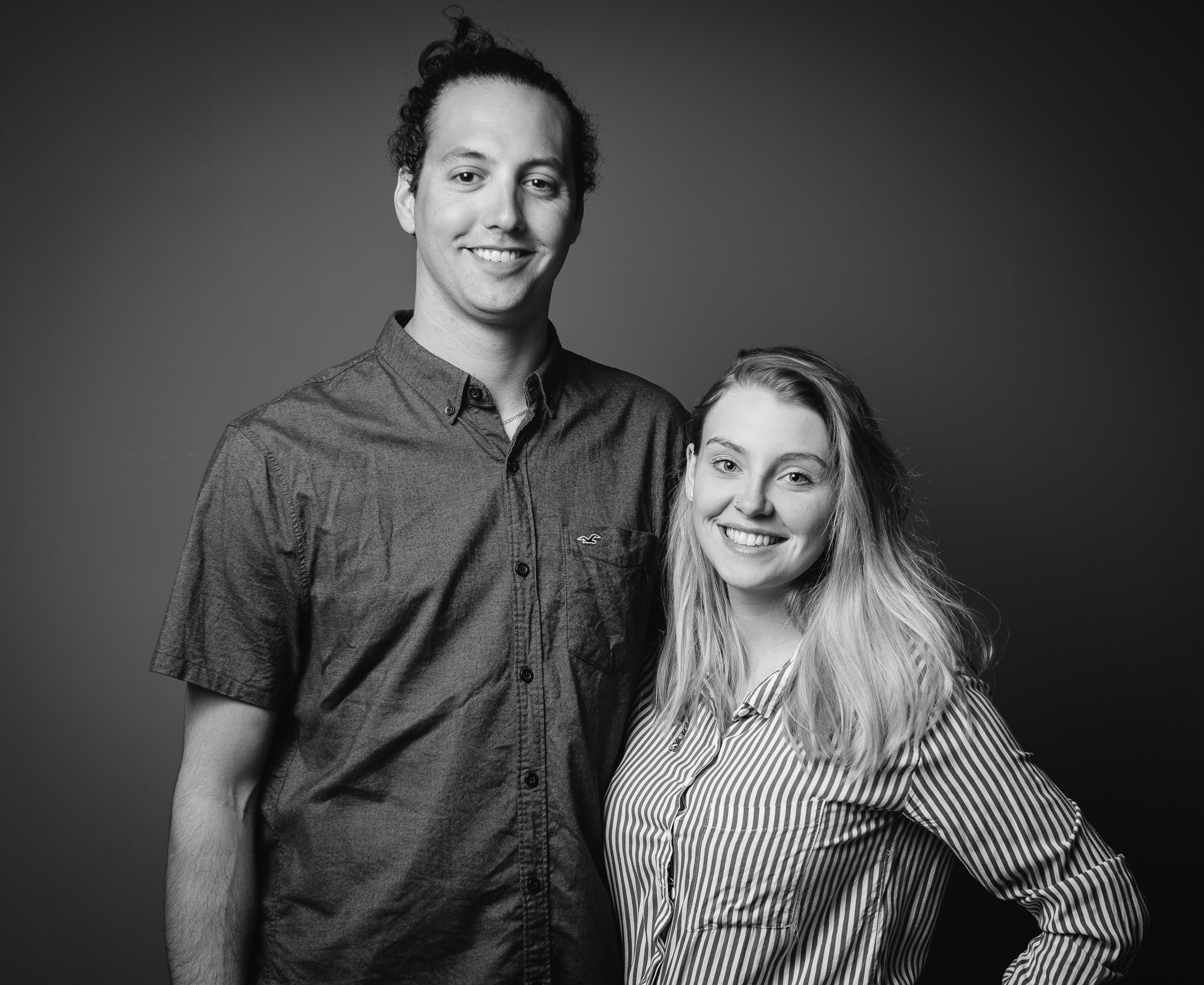 Olivier Chrétien et Vanessa Dumont, les propriétaires