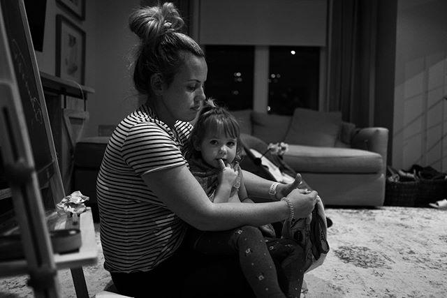 Molly + Mum. #leicaq2