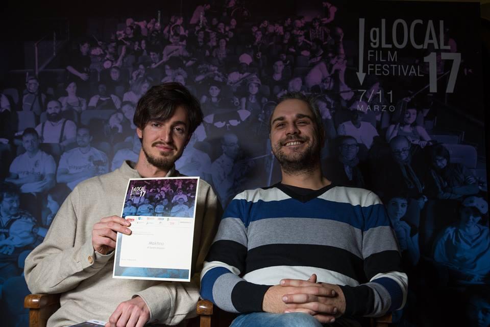 Sandro Bozzolo e Marco Lo Baido. Foto di Diego Dominici