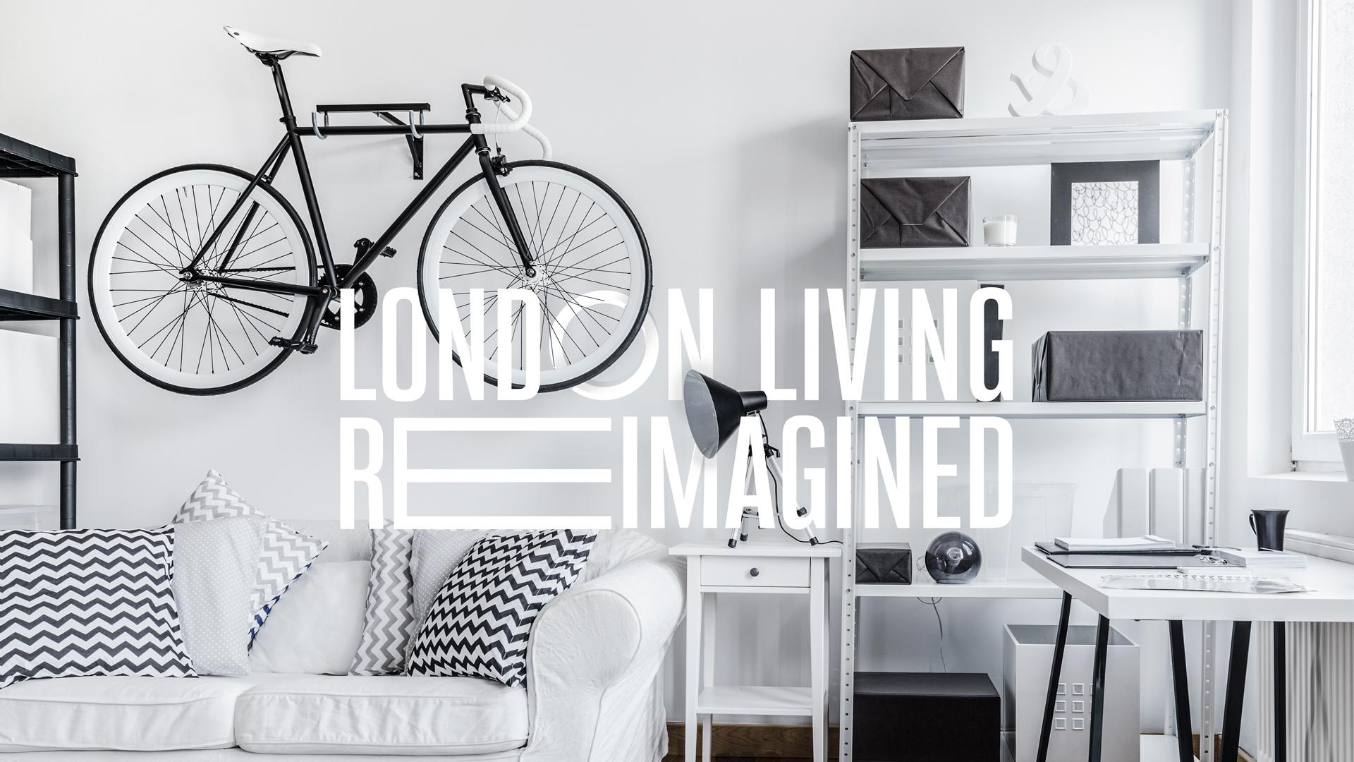 Space Shack  Branding a property developer that's reshaping London living →
