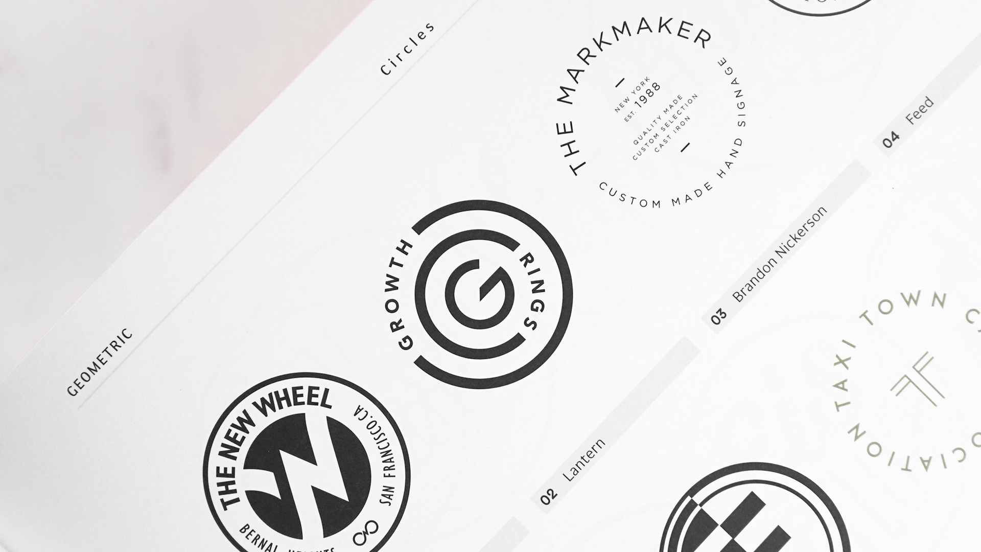 Identity for Growth Rings. View the full project  here .