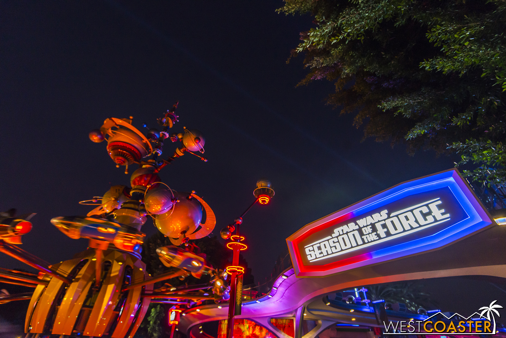 """Season of the Force is basically """"Star Wars"""" Land before actual Star Wars Land arrives."""