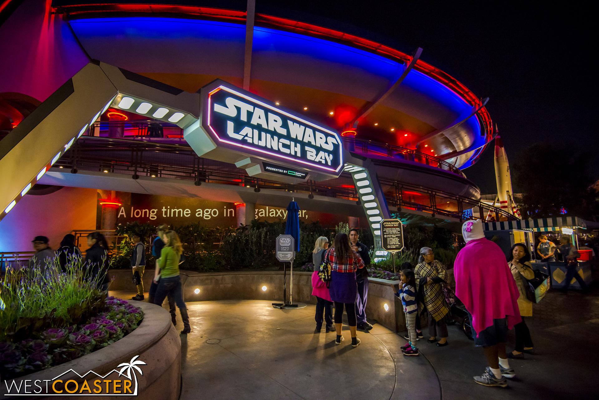 There is also Star Wars Launch Bay.