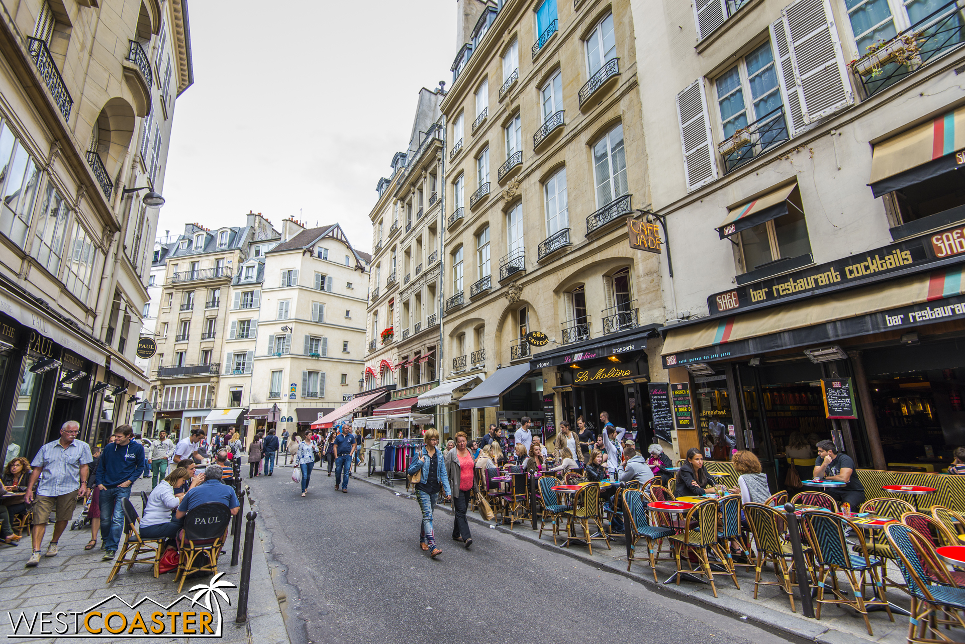 The Latin Quarter is full of charming streetside cafes and open air markets and a great place to catch the bohemian essence of the city.