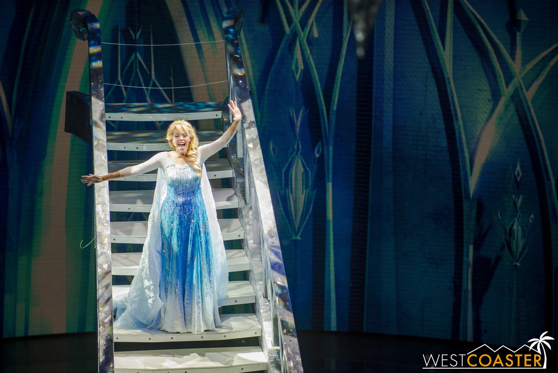 The zombifying never bothered her anyway.