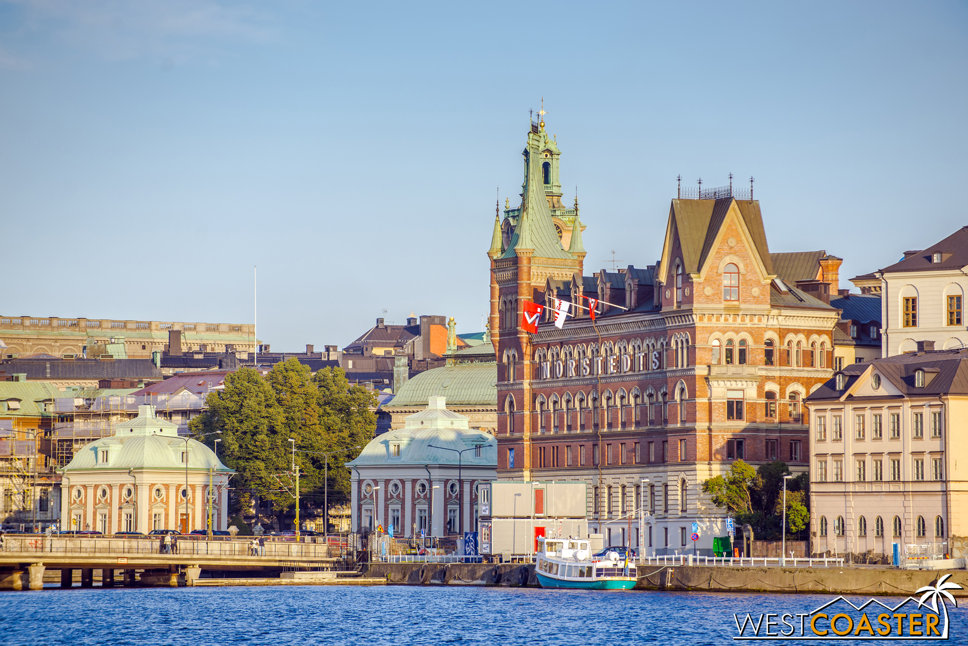 Old town Gamla Stan is the historic heart and core of the city.