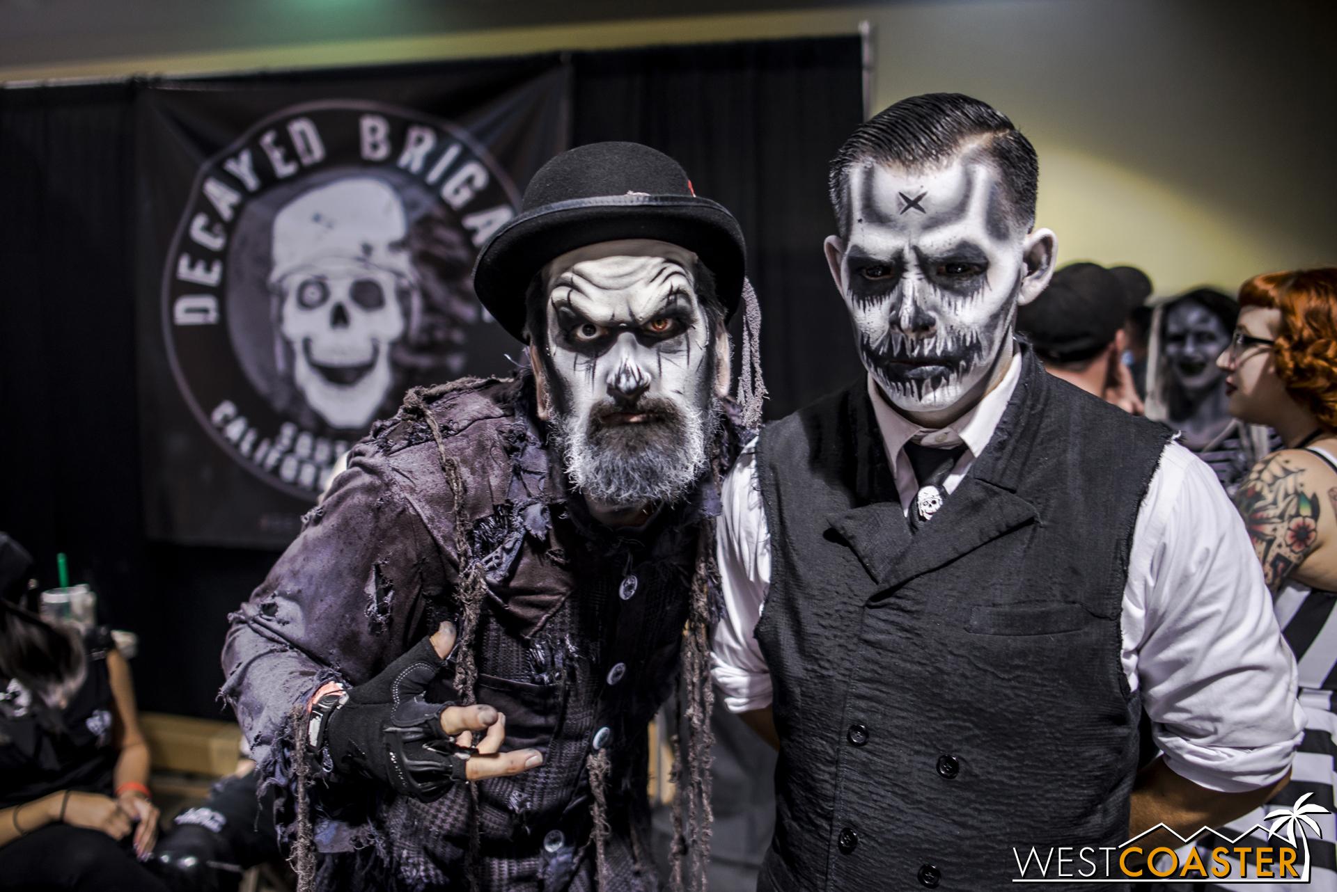 Eerie and Sin make a menacing duo.