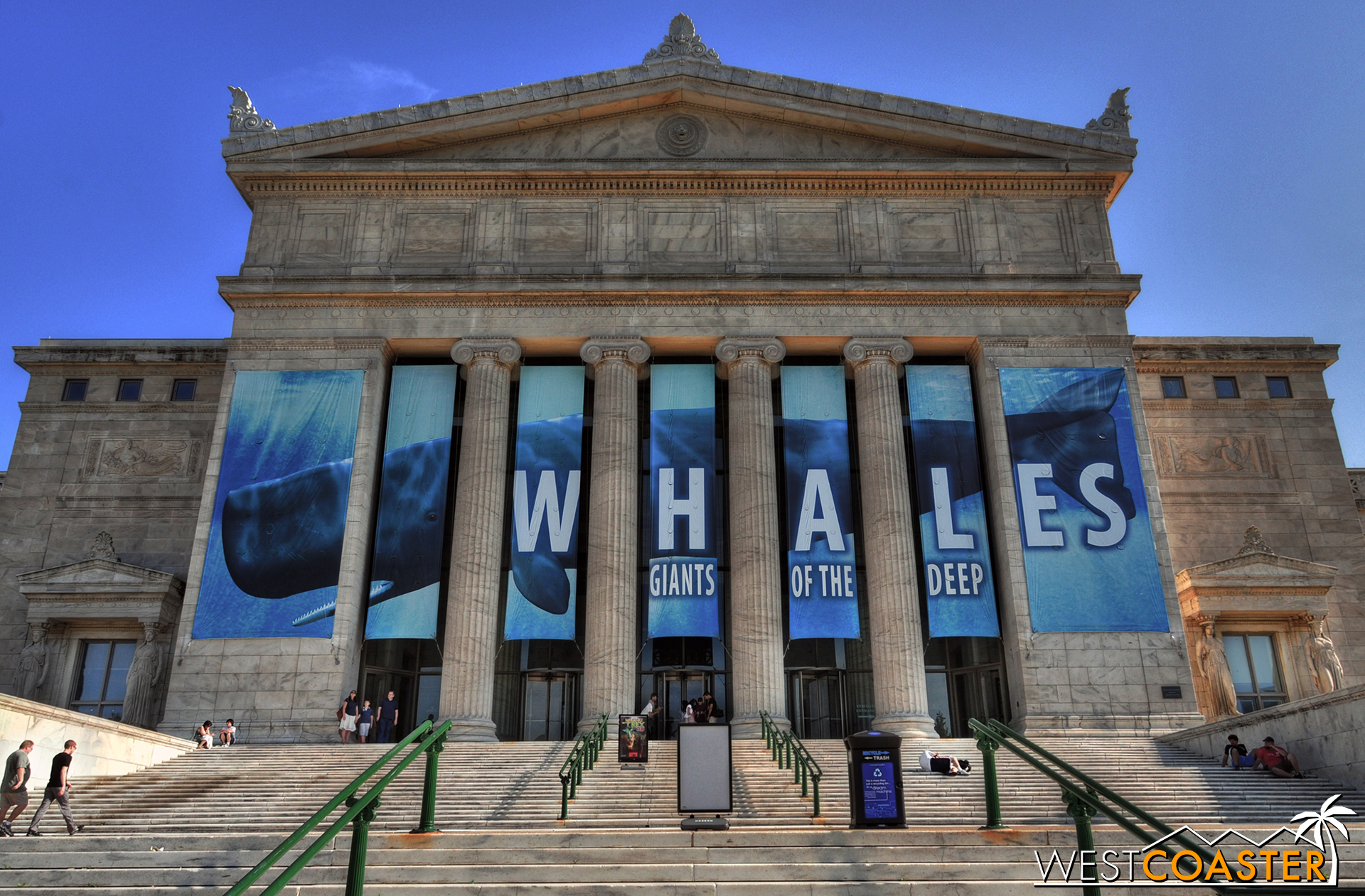 The Field Museum is a wonderful natural history museum that is great fun for kids and adults alike.
