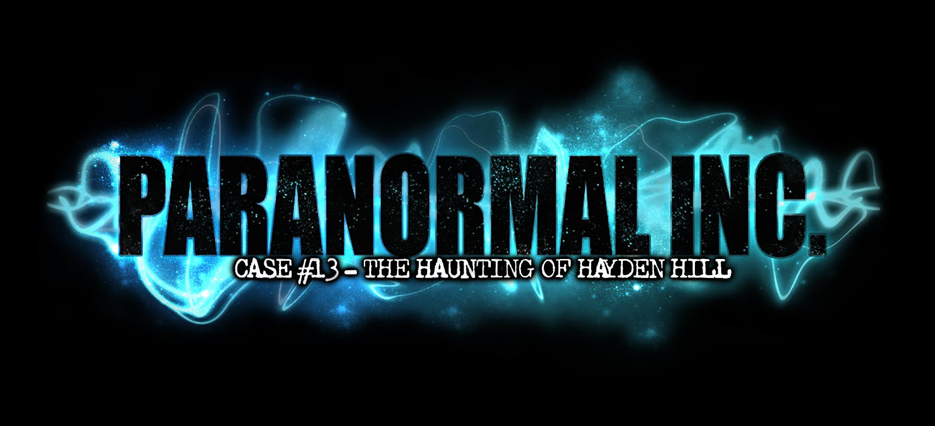 Paranormal, Inc. (Image courtesy of Knott's Scary Farm)