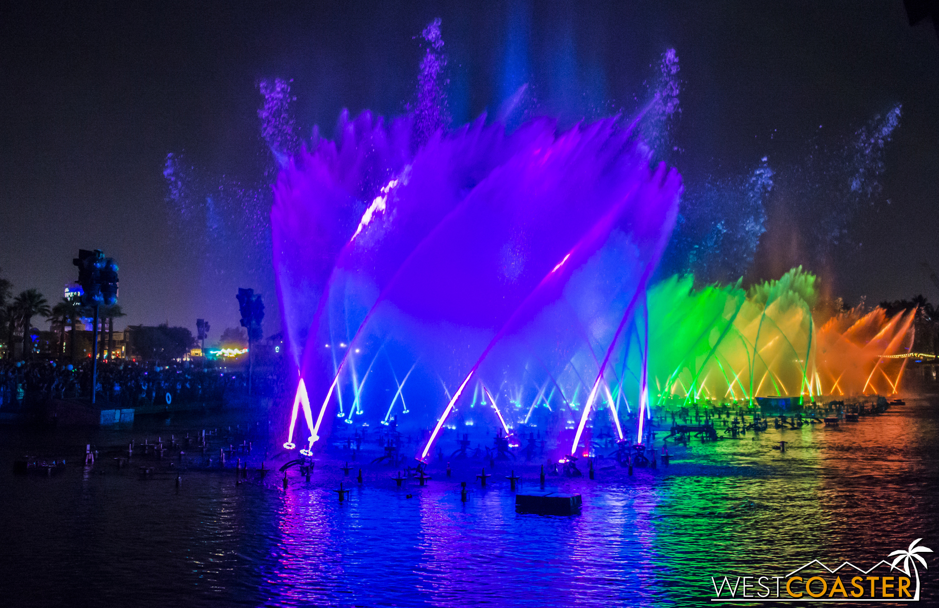 The world is a carousel of color!
