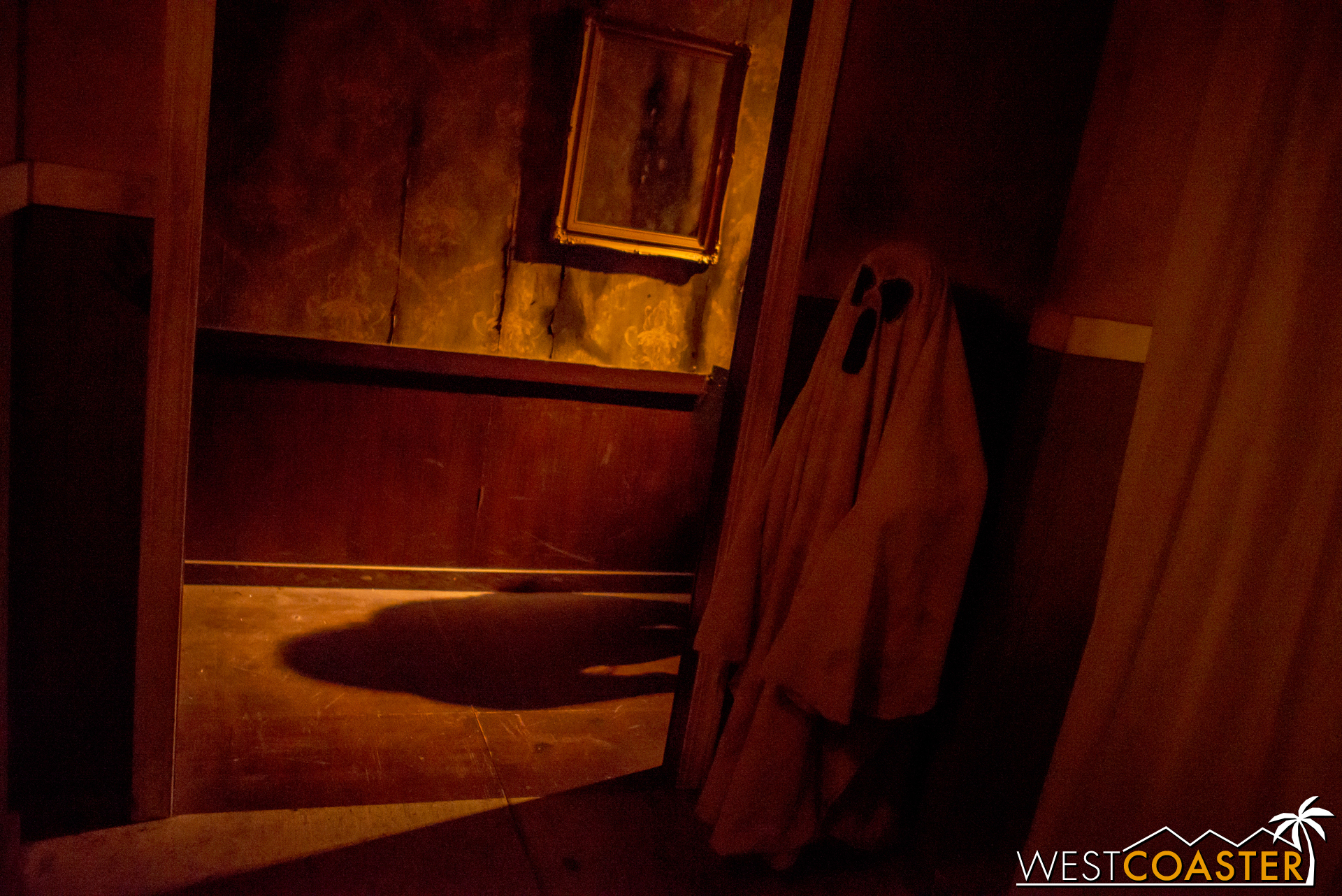 On the other hand, what is all things fantastic is #MFSheetGhost! There are actually several sheet ghost characters in this maze, but only one is the legend, the one and only, the #MFSheetGhost.