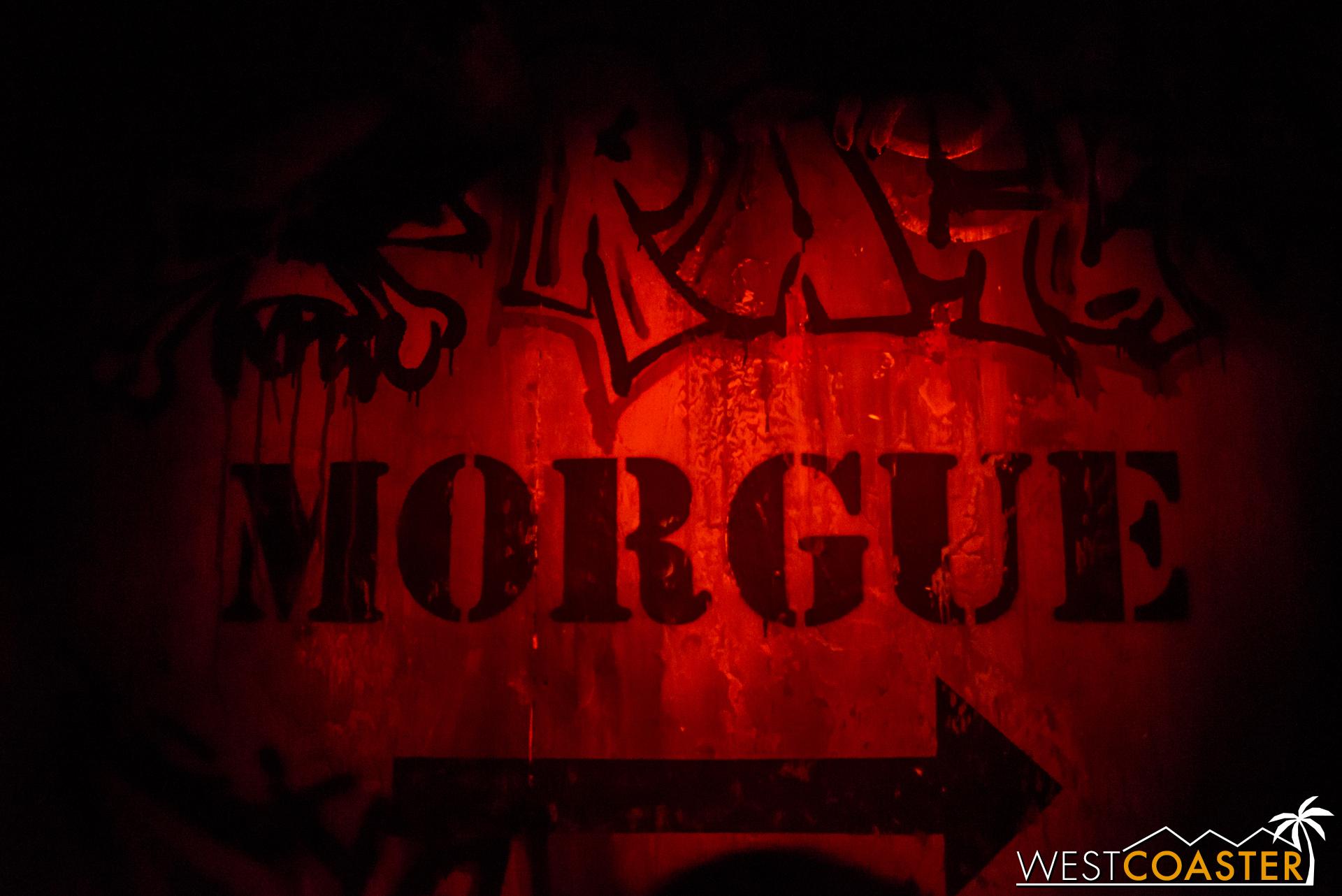 Shall we go to the morgue?