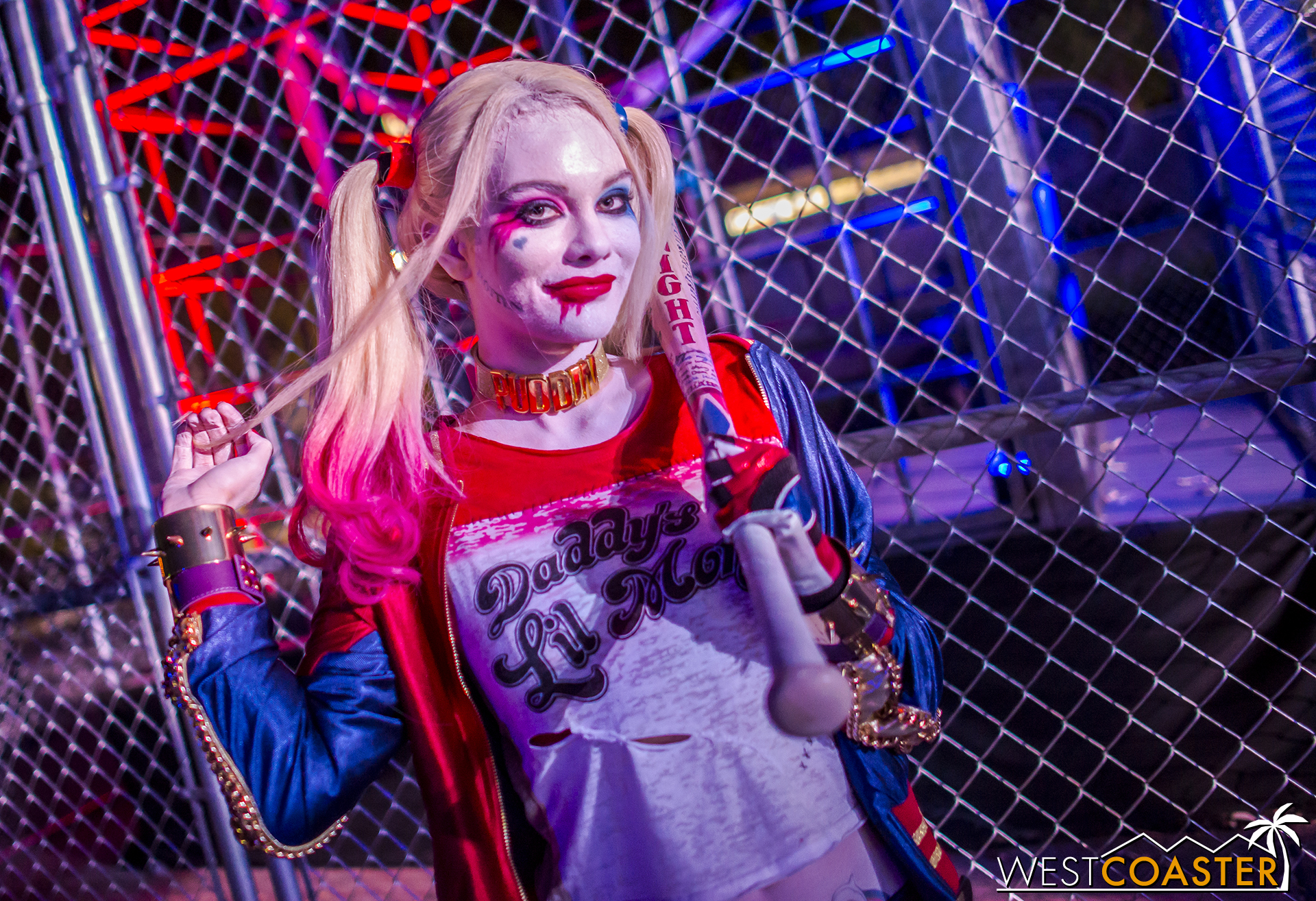But for all you Harley Quinn fans, here you go.