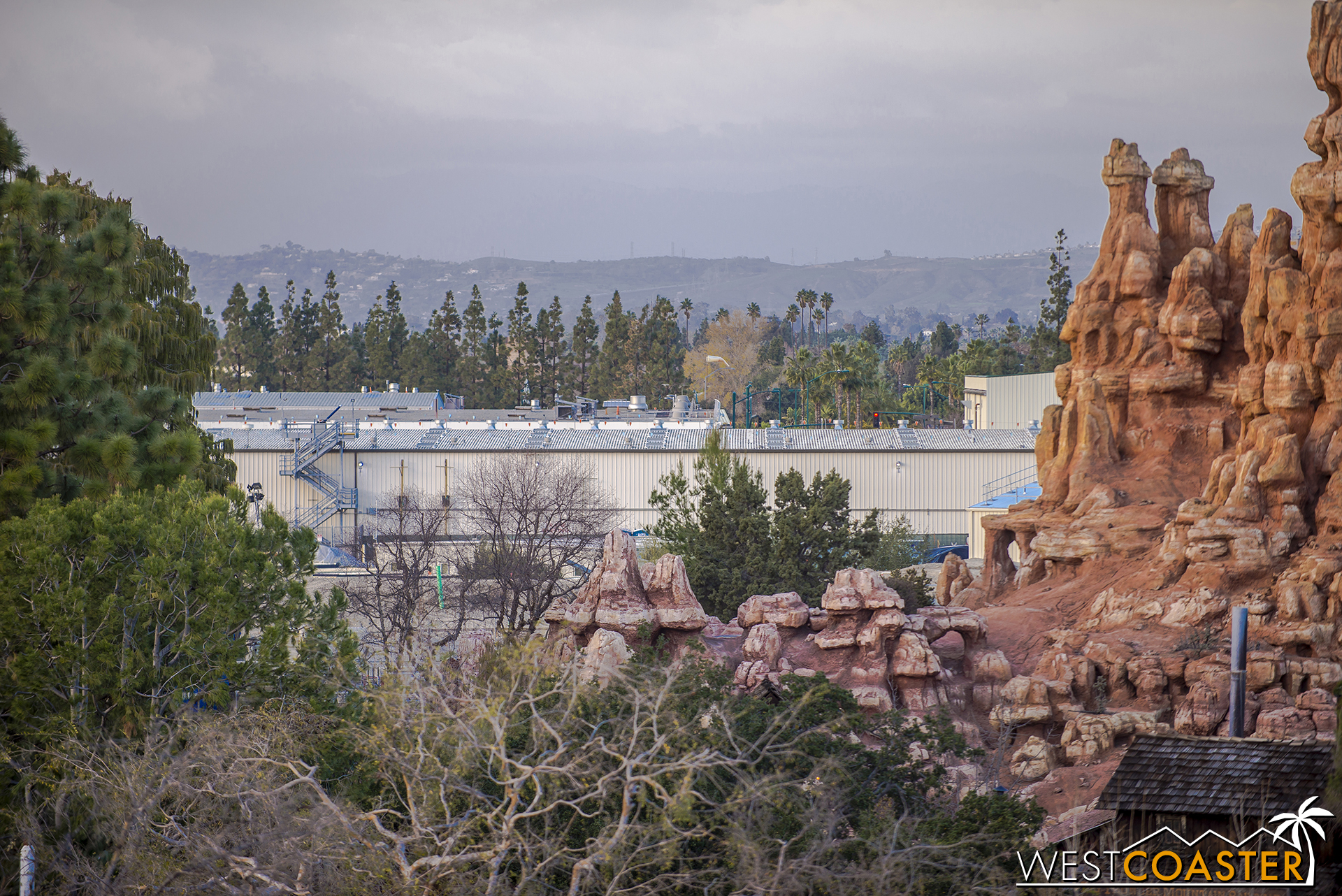 I remember this—I was reading Variety, about this movie failing, and Disney was ruined. And I look across the street, and these guys are on the studio roofs just celebrating. Are you kidding me? People are going to lose their jobs… their livelihoods. I couldn't believe it. It made me sick to my stomach.