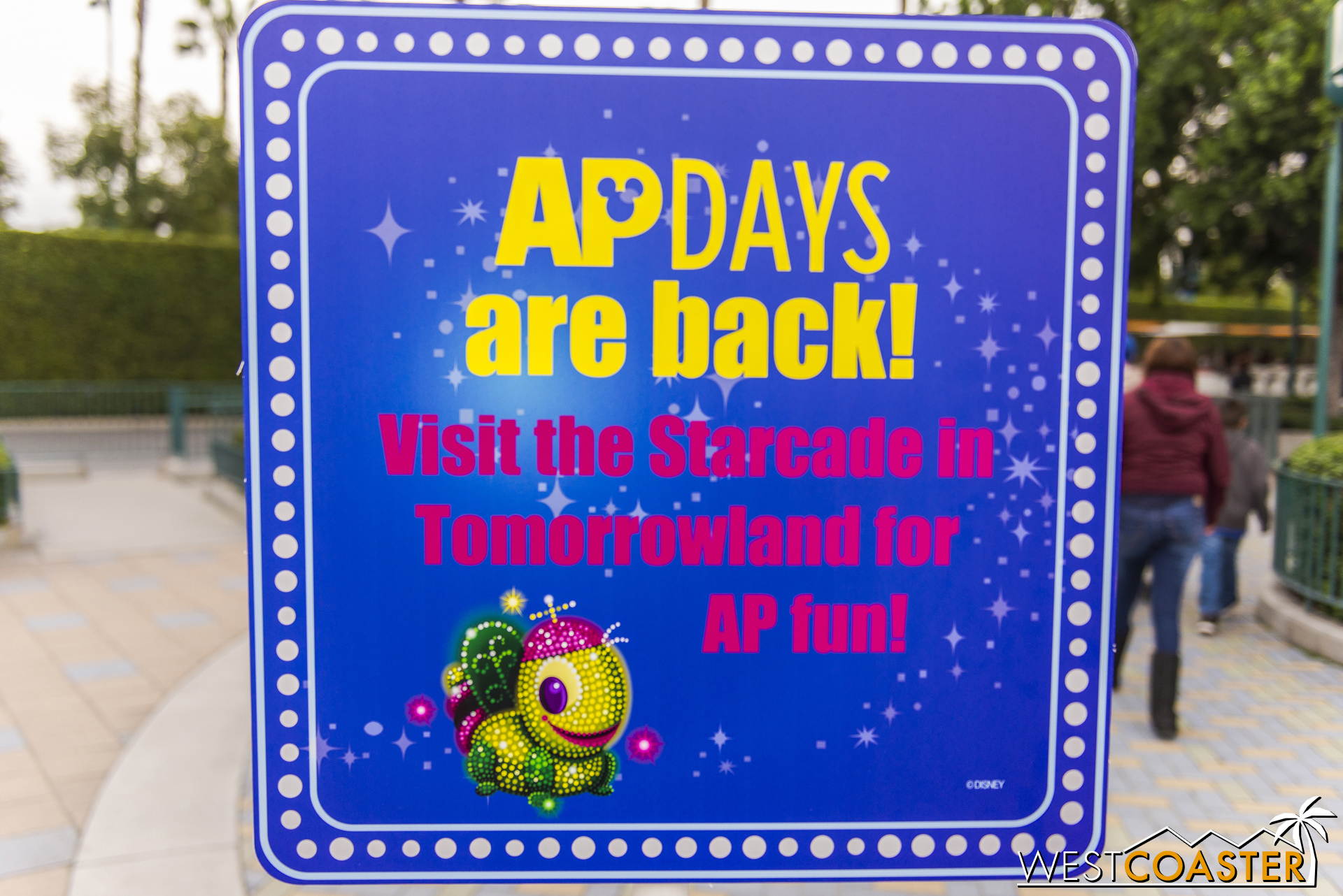 AP Days are back, and they've taken on a Main Street Electrical Parade theme this year.