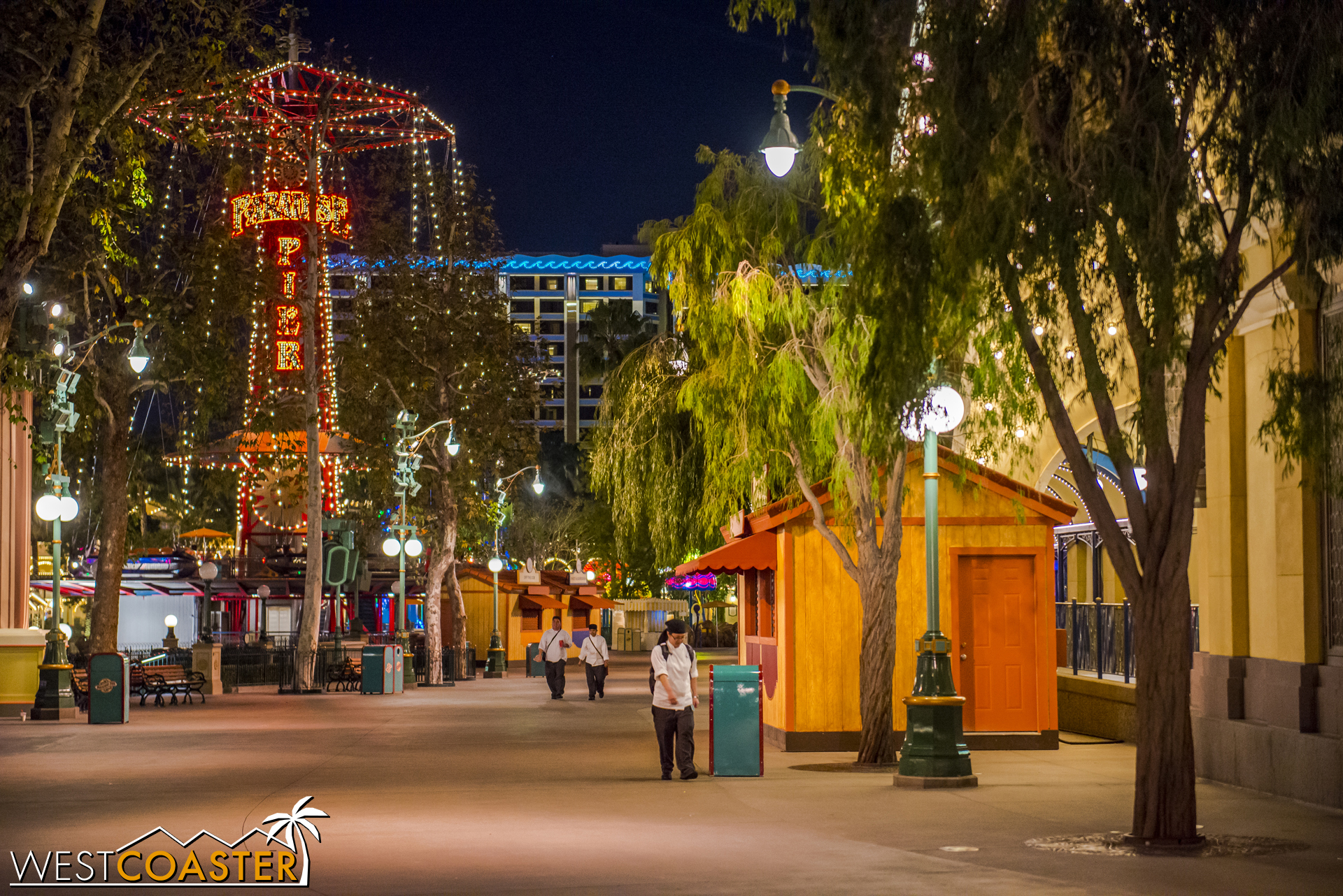 Speaking of food, next Friday marks the return of the Food and Wine Festival to Disney California Adventure.