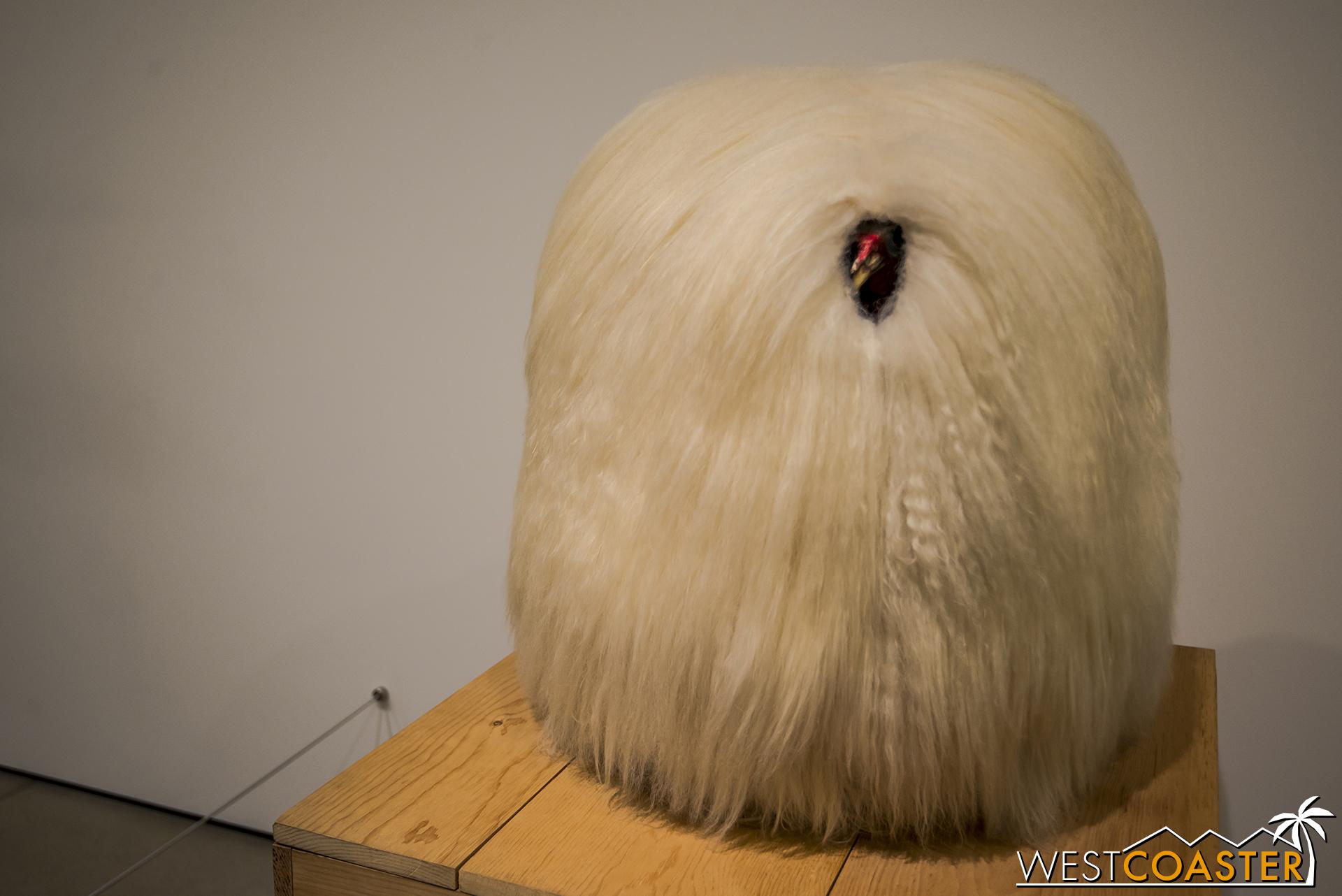 "Meyer Vaisman's  Untitled Turkey XIV  (aka ""Sia Turkey"")."