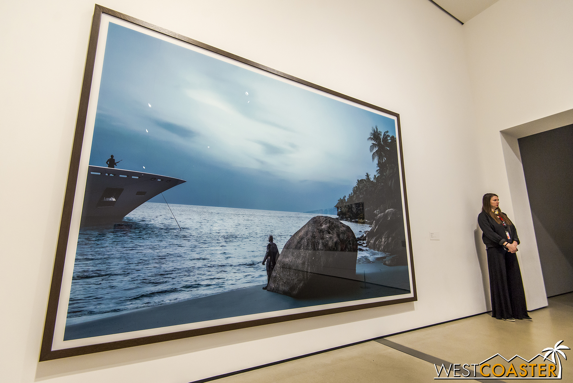 Andreas Gursky's  Sh III .