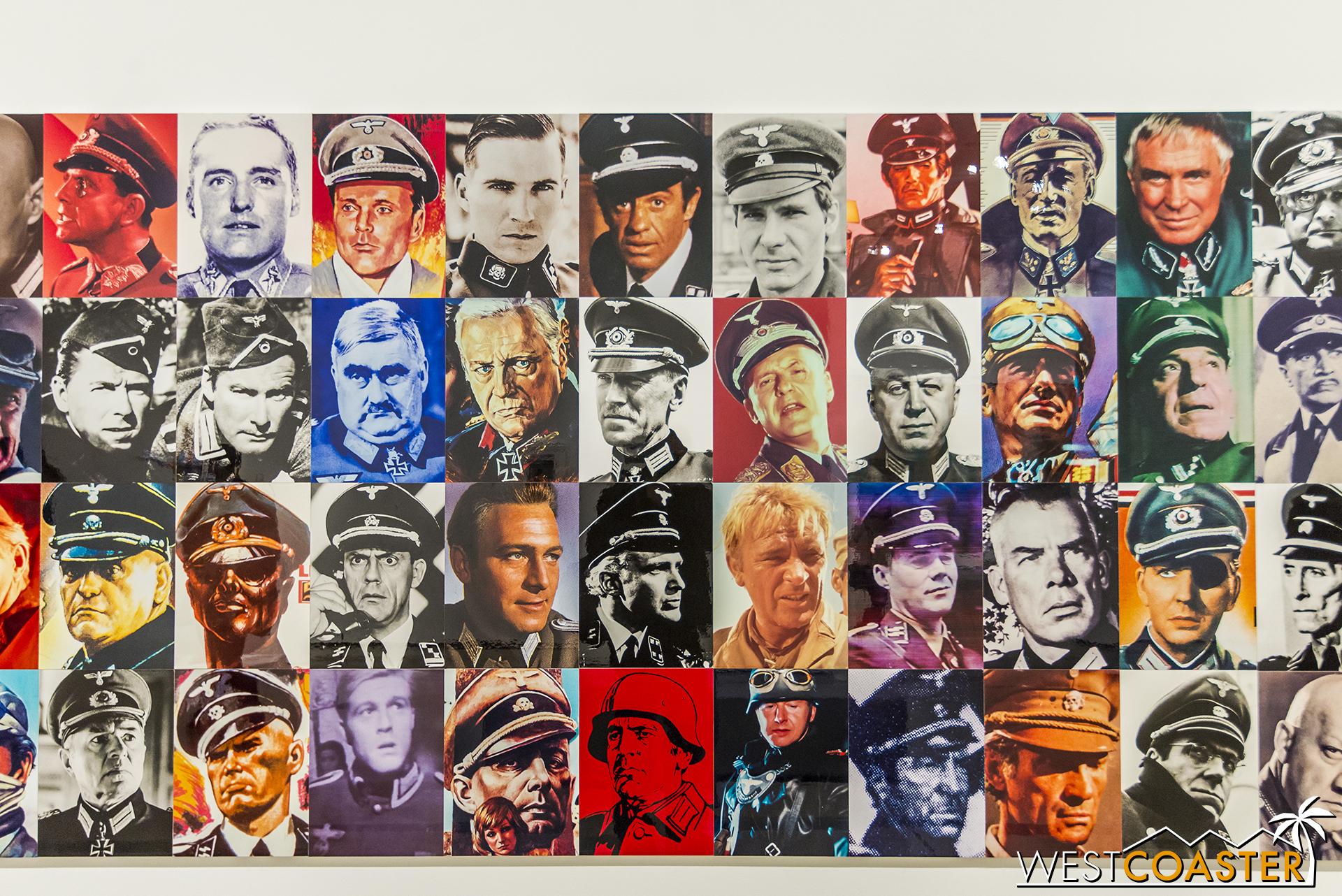 Piotr Uklanski's  The Nazis .