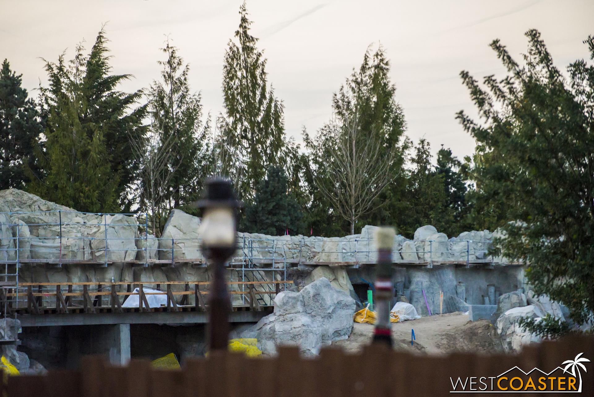 0013 Disneyland Matterhorn Bobsleds