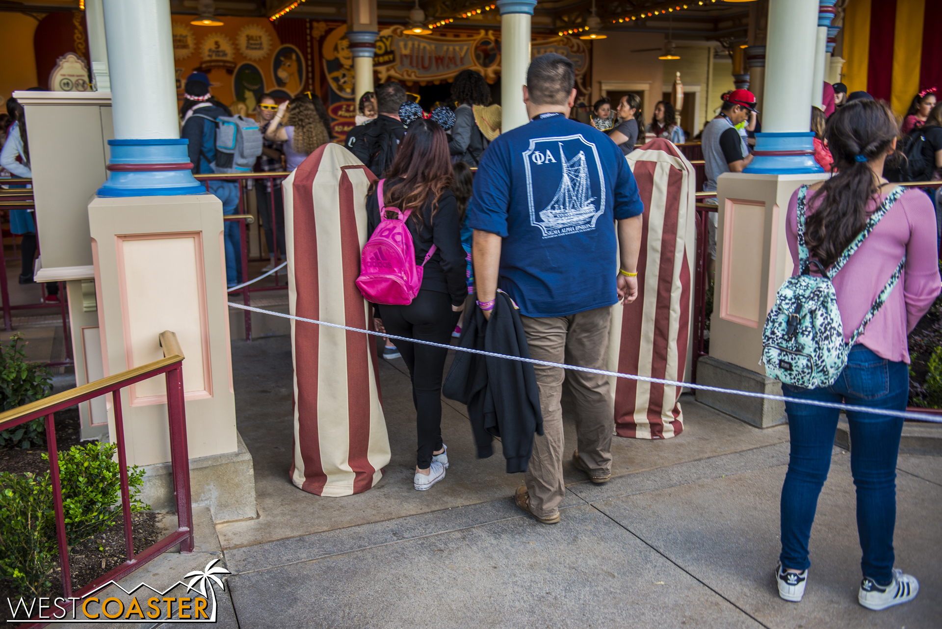 Toy Story Midway Mania is getting FastPass, which also means MaxPass.