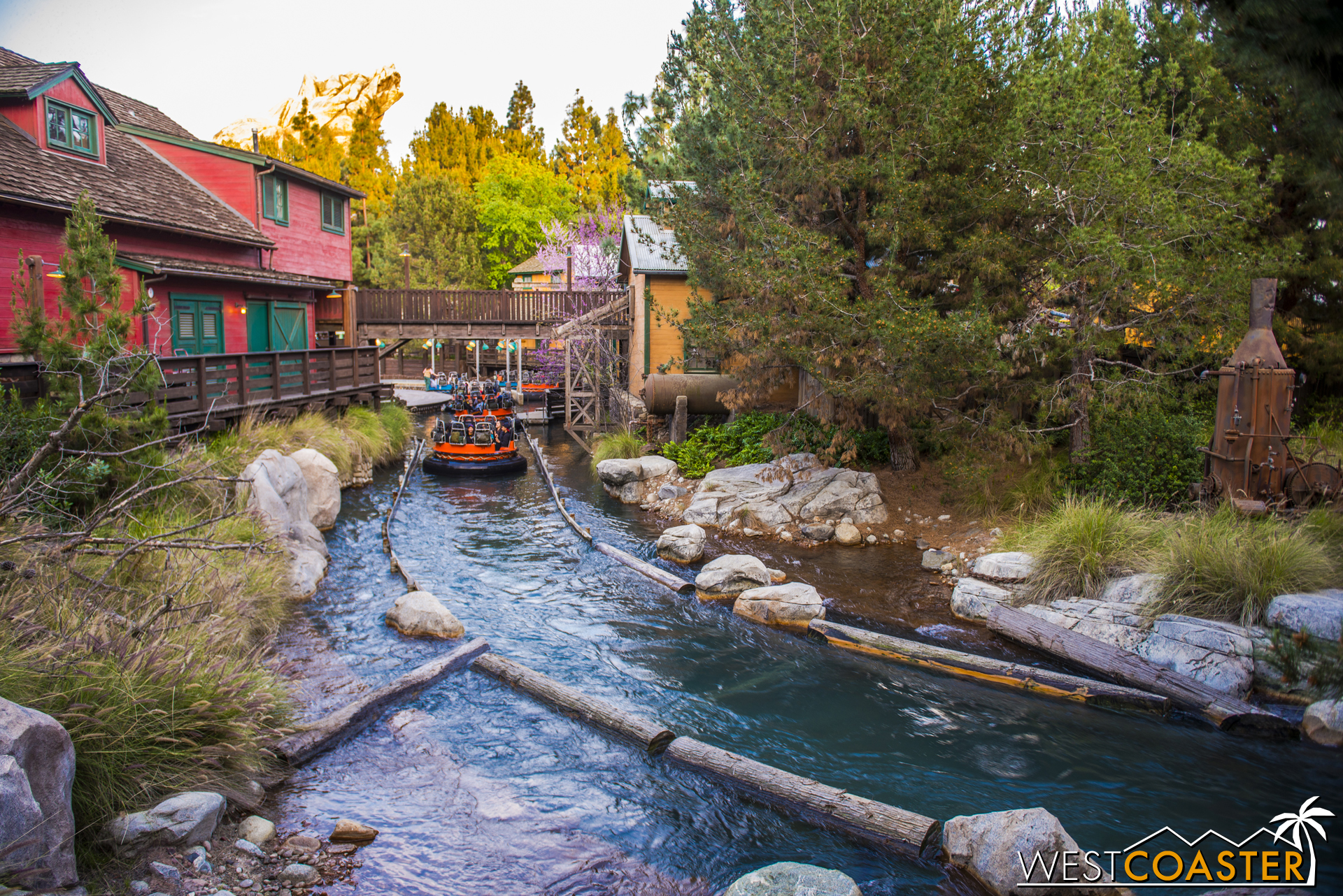 So has Grizzly River Run.