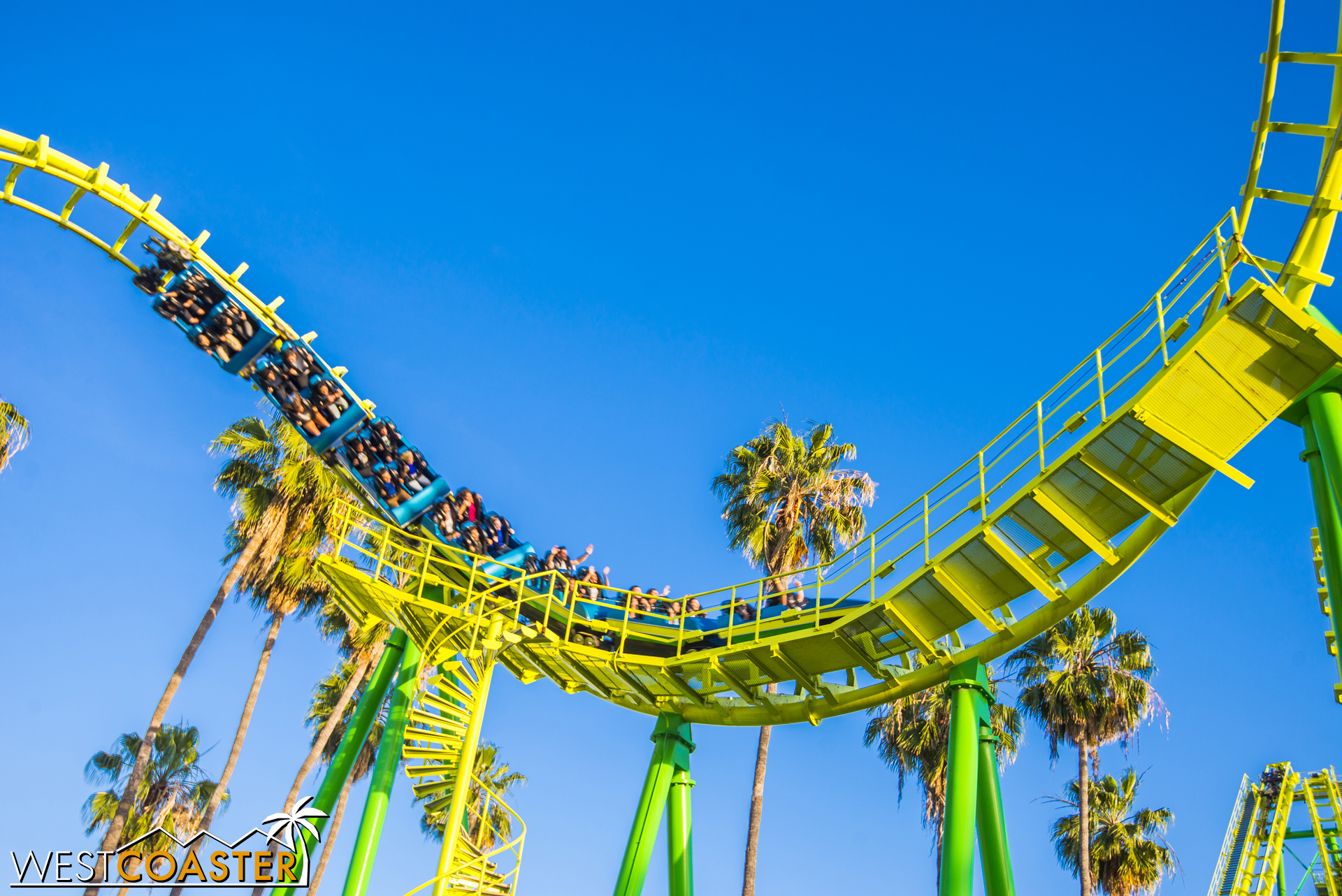 Still, for many, Boomerang has been a fixture at Knott's Berry Farm for most or all of their lives.