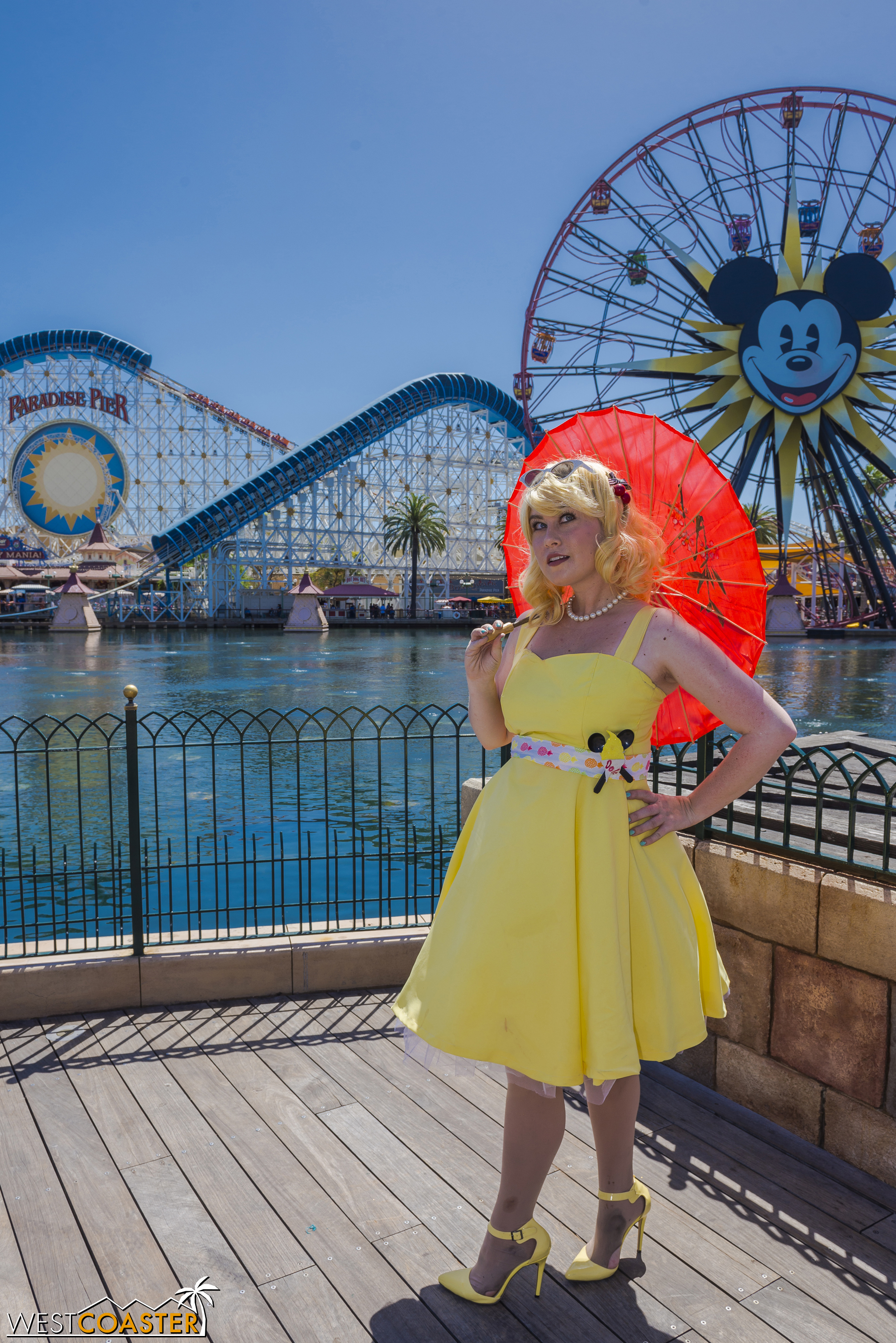 Other Disneybound ideas? How about food? Like Dole Whip?