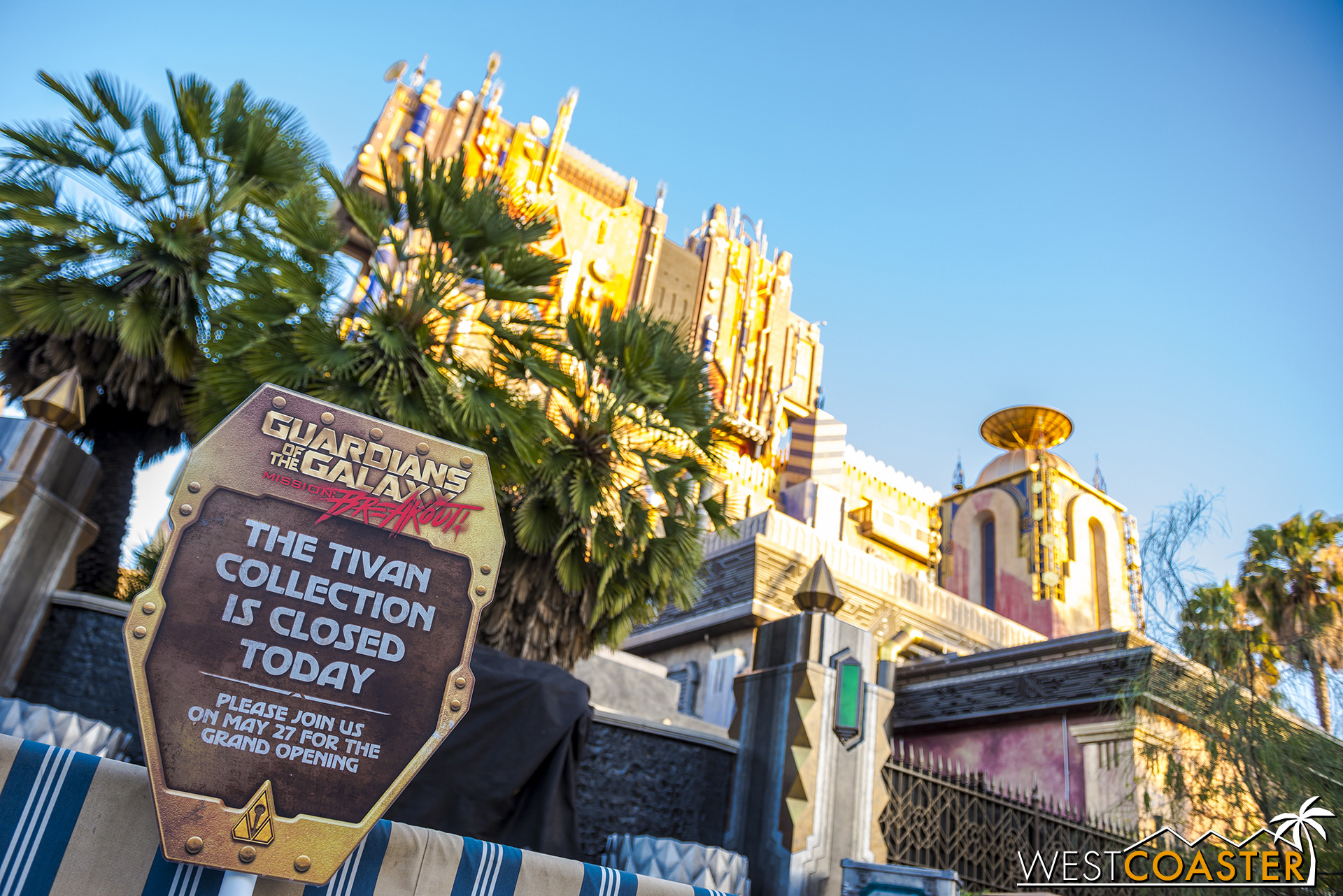 There will be six unique experiences for guests who ride, each tied to its own soundtrack from the franchise's fantastic music collection.
