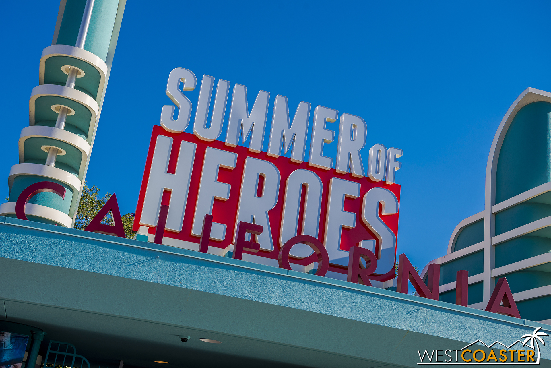 Ignoring the possibly intentionally silly tagline, this year's summer motif will give guests exposure to the Marble superheroes made famous on the big screen.