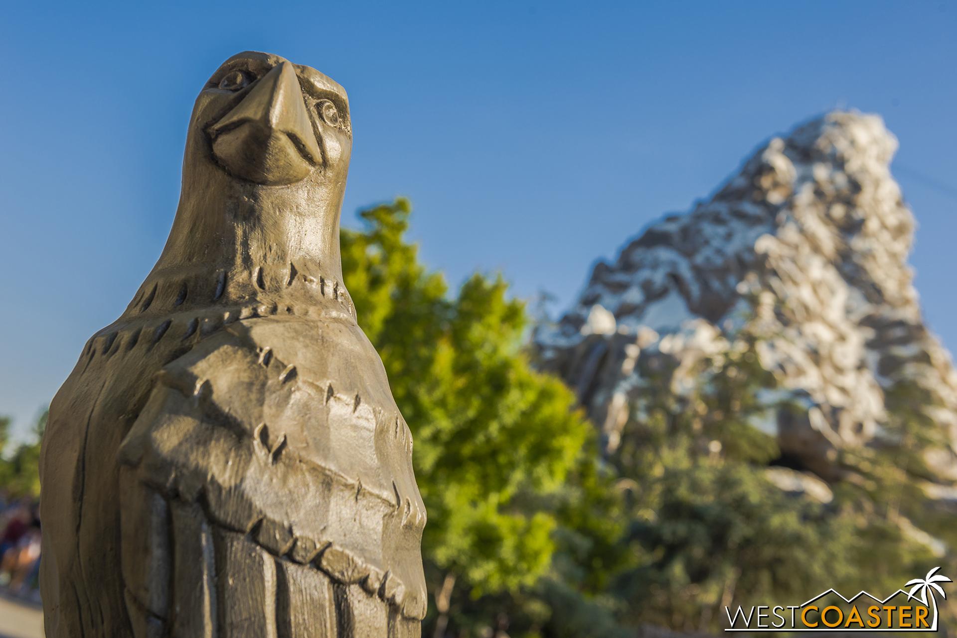 ...but mostly the Matterhorn.