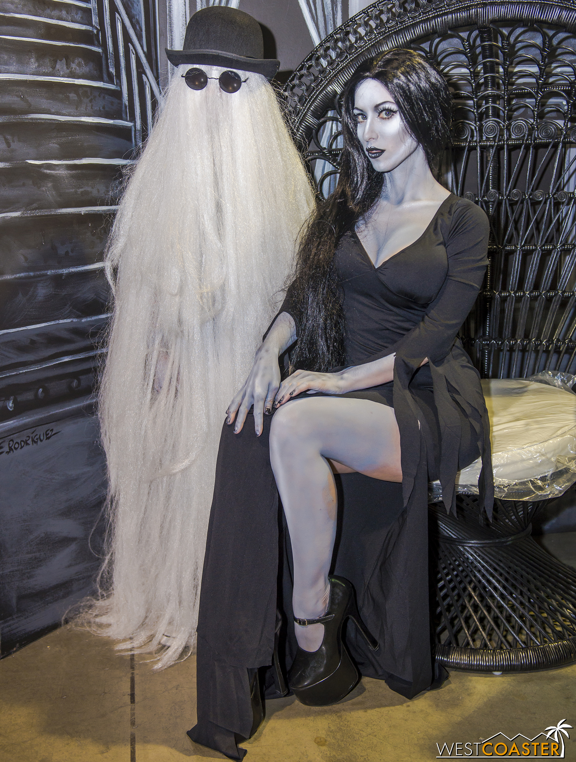 All these years later, the Addams Family remains quite popular.