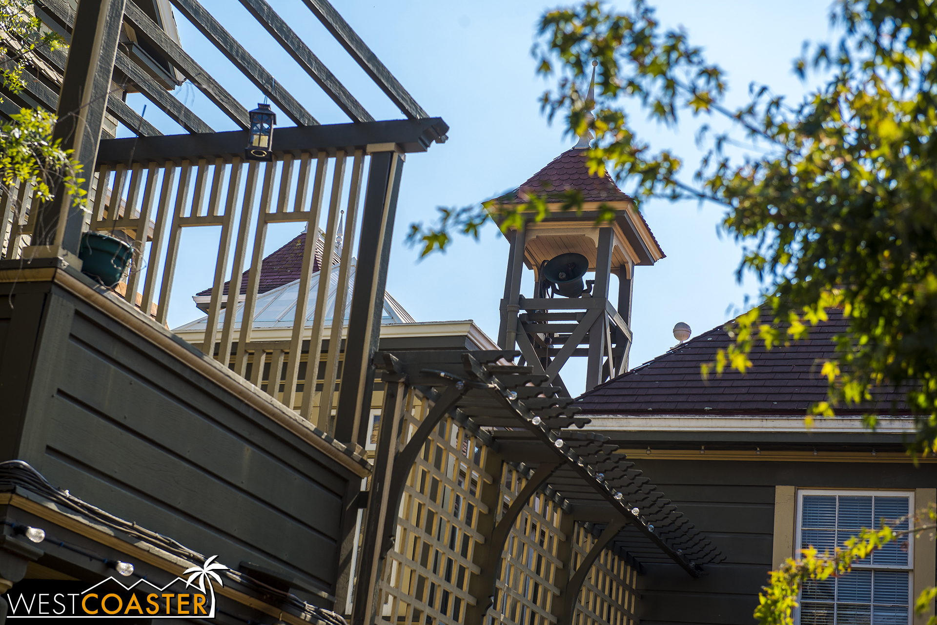 This past Friday the 13th, Winchester Mystery House celebrated a tradition done only on Friday the 13th's... the ringing of the bell tower 13 times at 13:00.