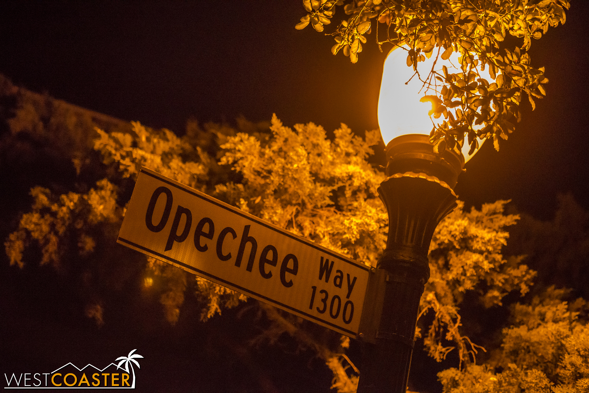 The Opechee Haunt is located, appropriately, on the 1300 block of Opechee Way, in the foothills of Glendale.