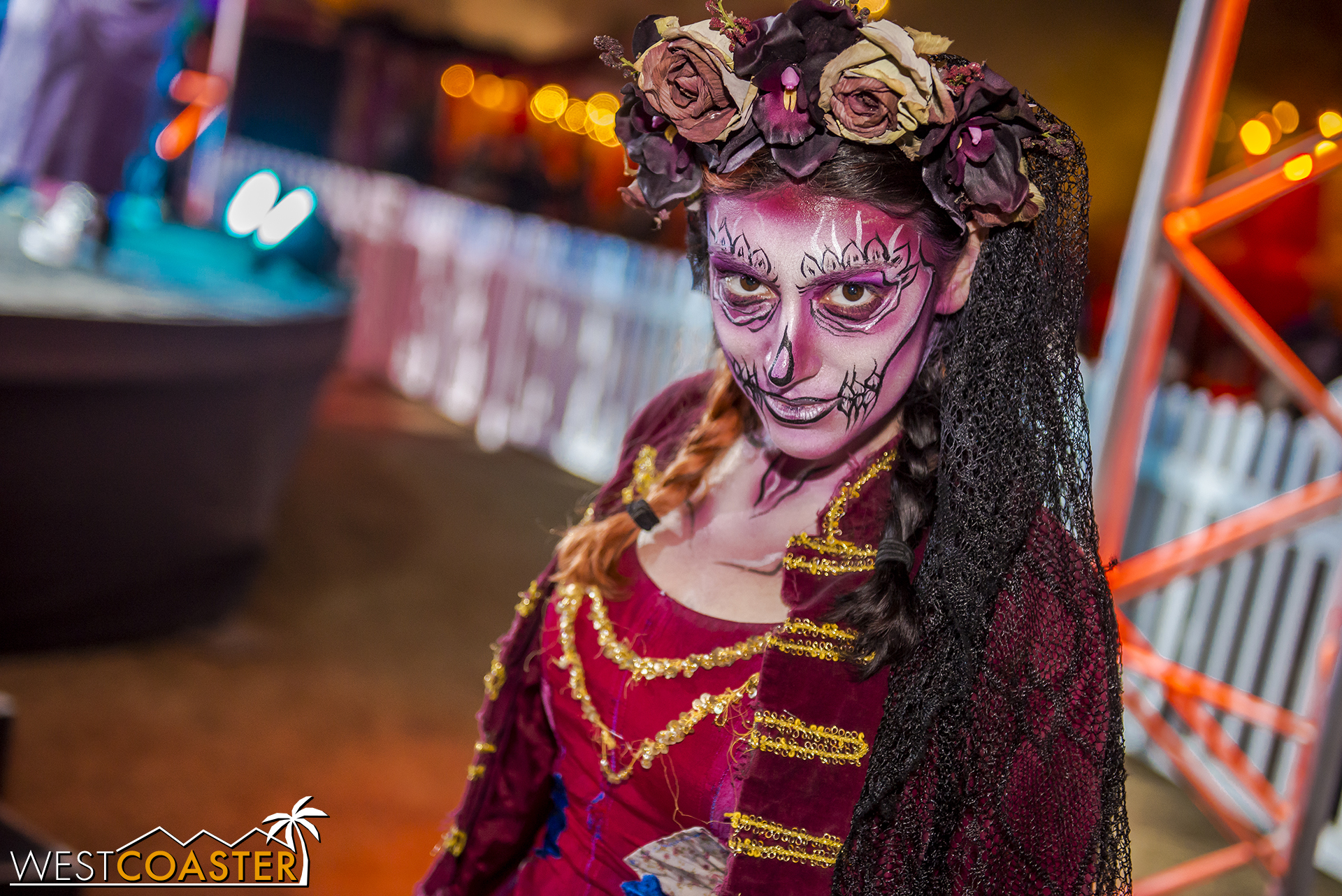 Of course, there were plenty of actual Dark Harbor talent on hand too.
