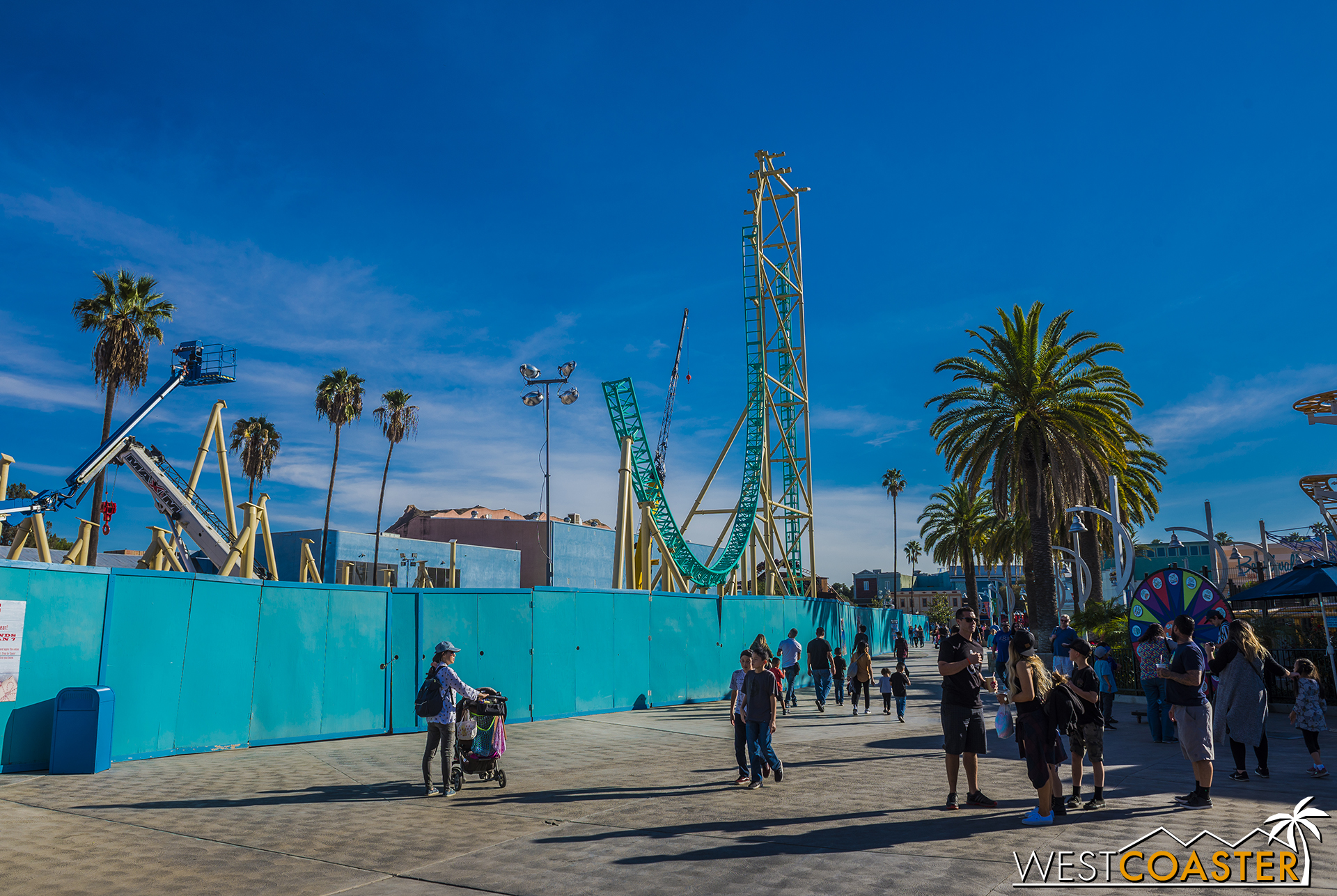 Compared to Boomerang, HangTime will make much more of a presence.