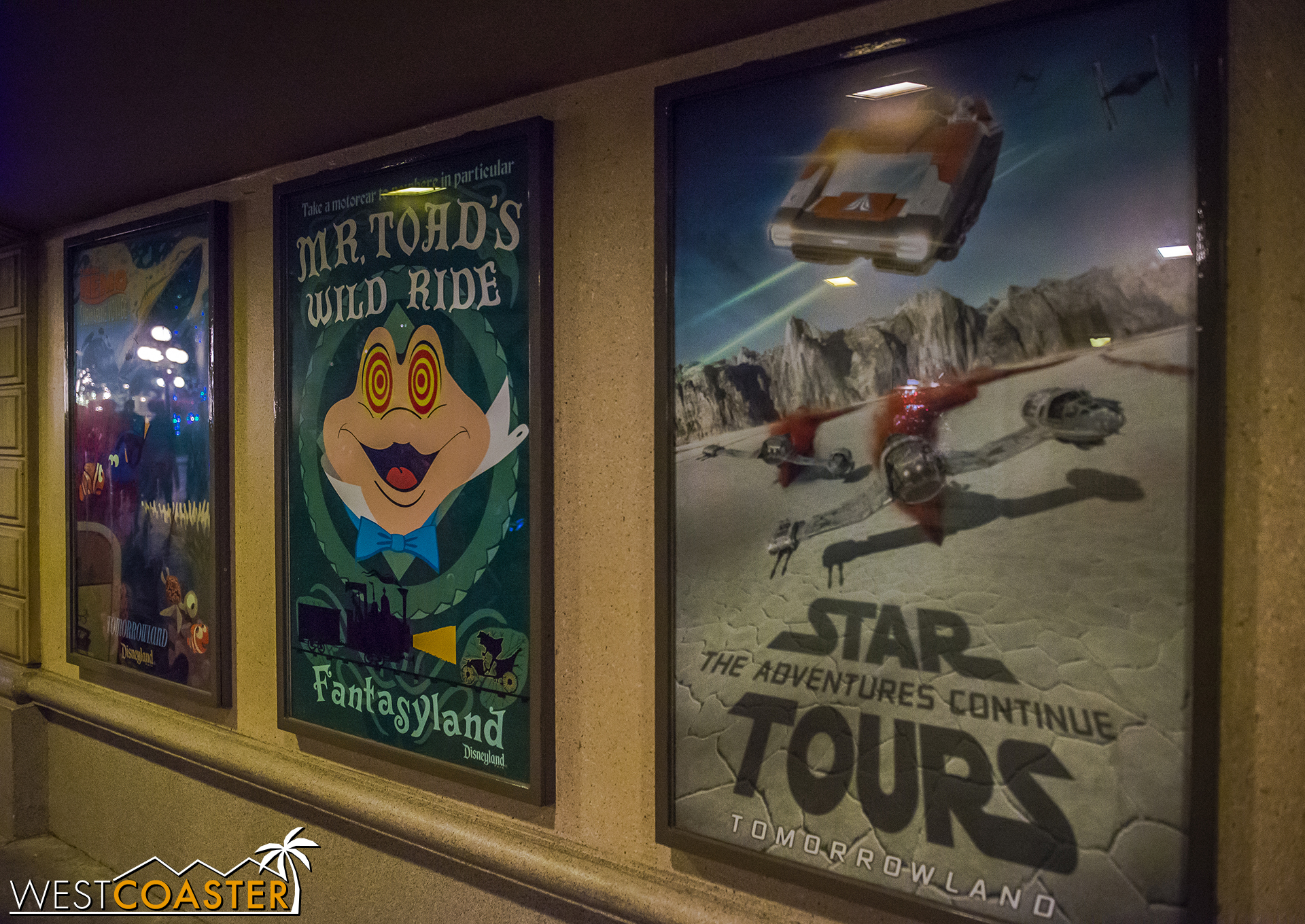 Star Tours continues to get itself into trouble joining other planets' space and air battles.