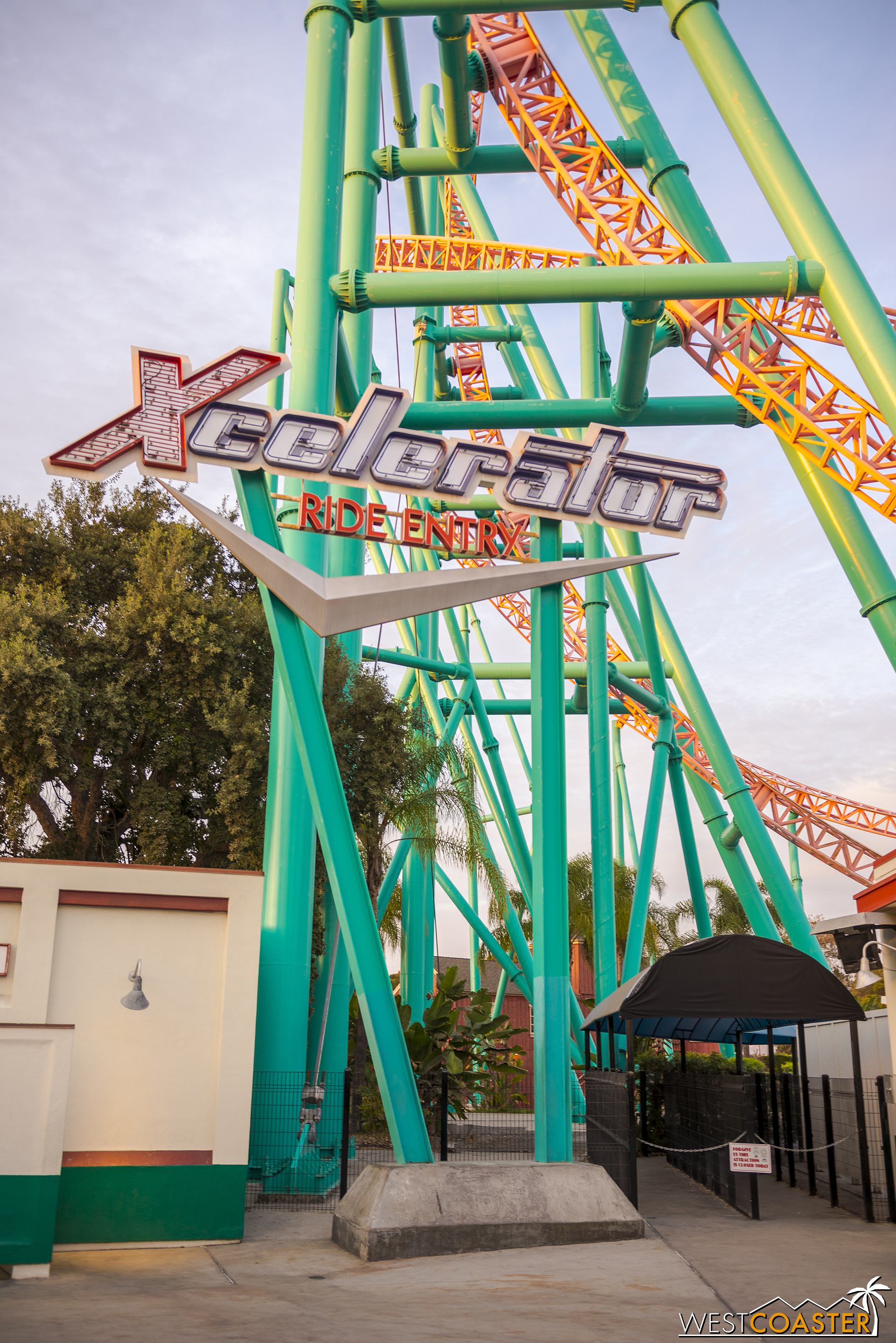 Xcelerator: still closed.  Opening to be determined.